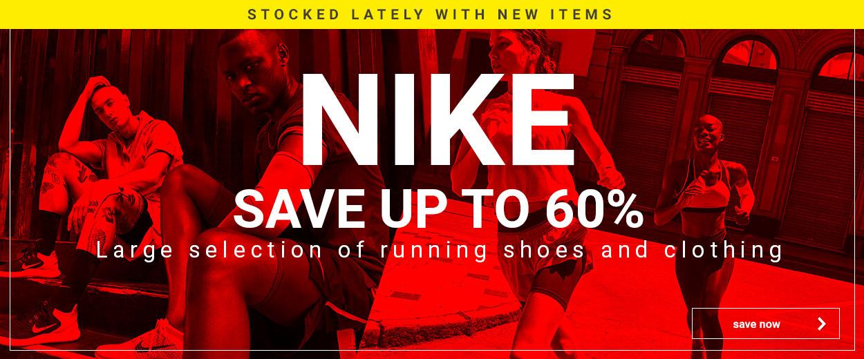 Nike 60%