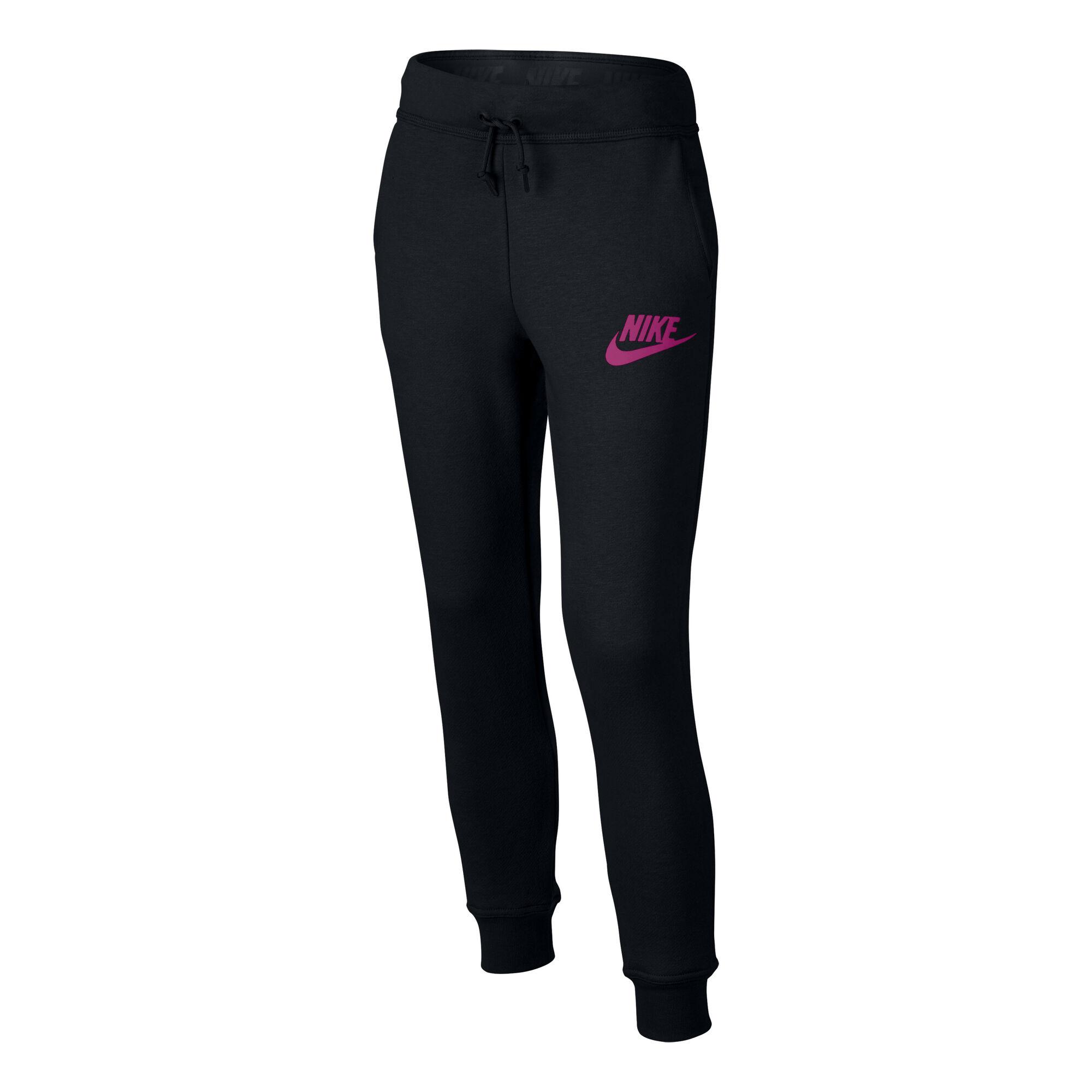 454459207a buy Nike Sportswear Modern Training Pants Girls - Black, Pink online ...