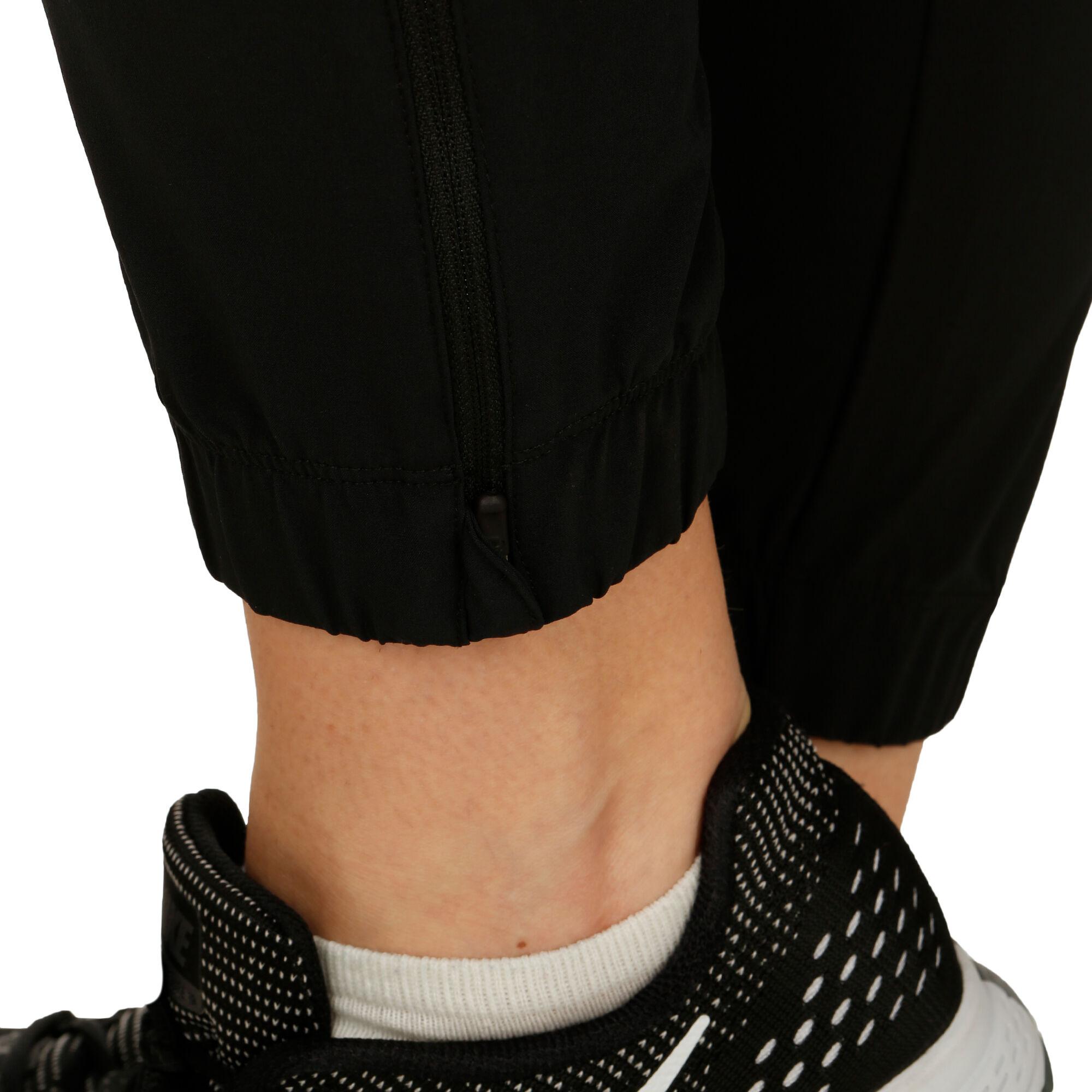 82d09d4ac189e buy Nike Shield Swift Running Pants Women - Black, Grey online ...