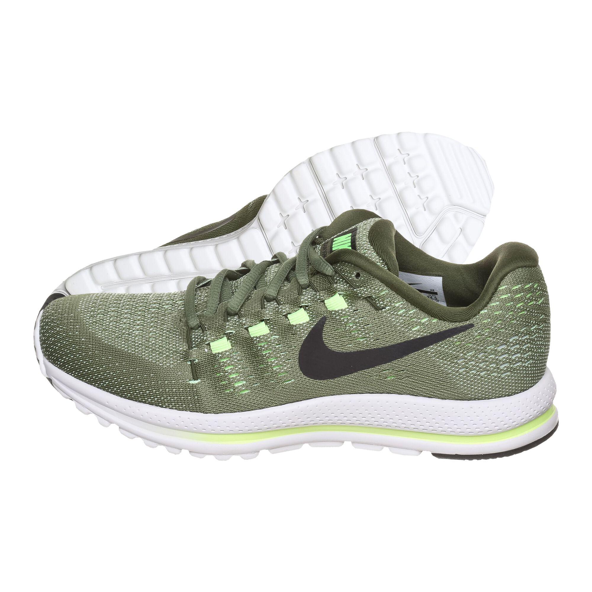 66d93f24b661 buy Nike Air Zoom Vomero 12 Neutral Running Shoe Women - Green ...
