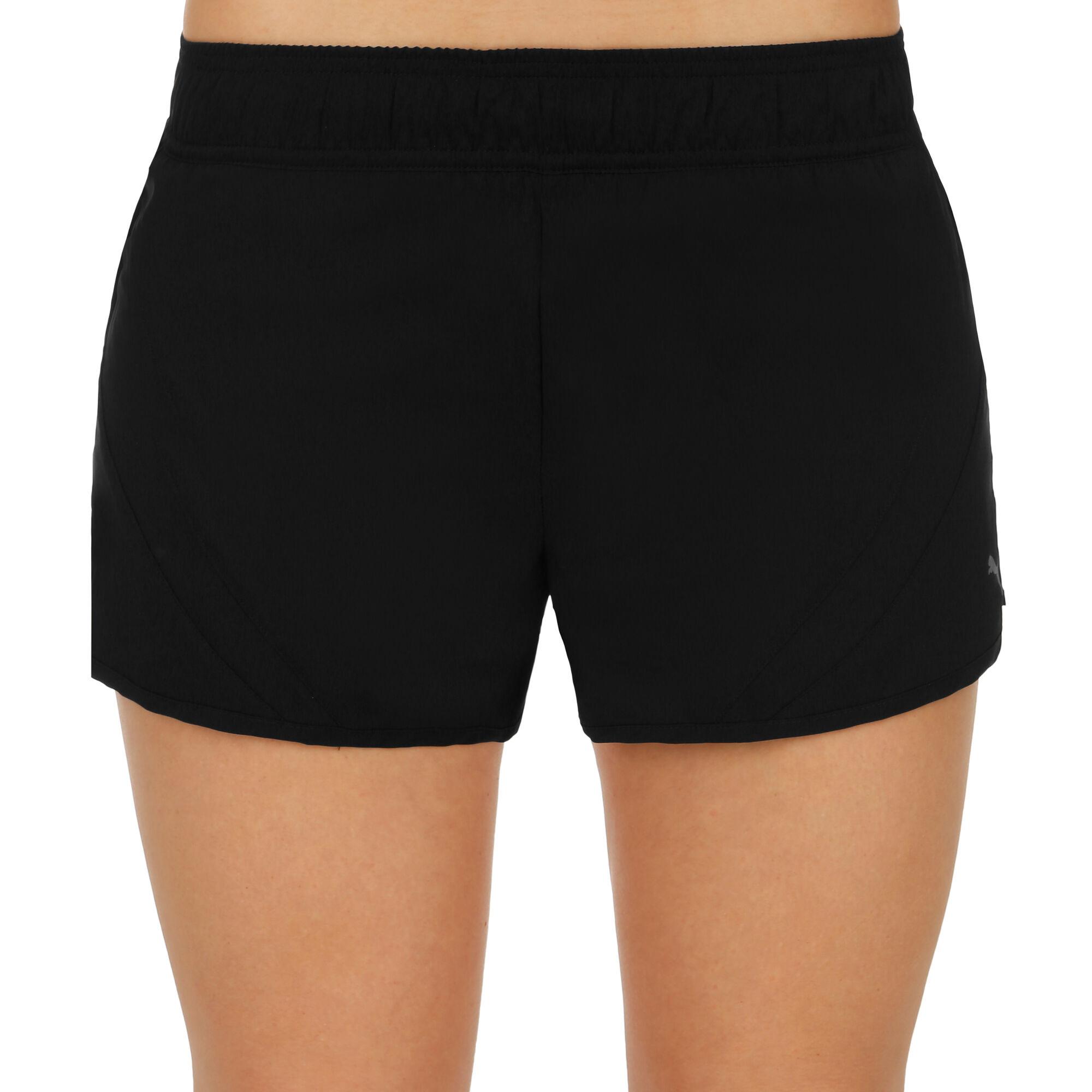 8545484a37e7 buy Puma Run 3in Shorts Women - Black