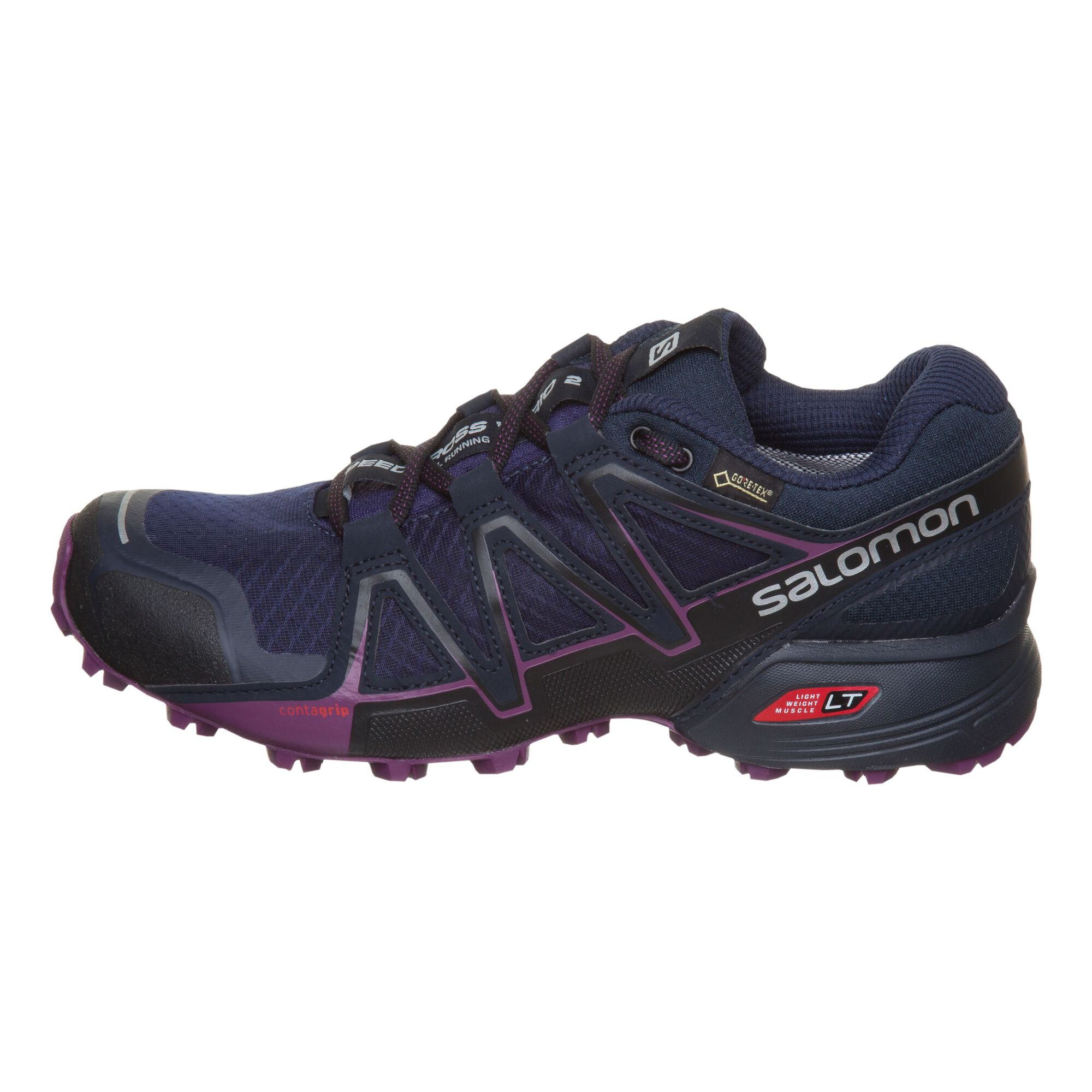 3b18515a516a buy Salomon Speedcross Vario 2 GTX Trail Running Shoe Women - Dark ...
