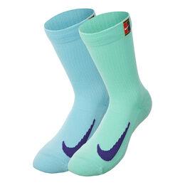 Court Multiplier Cushioned Socks