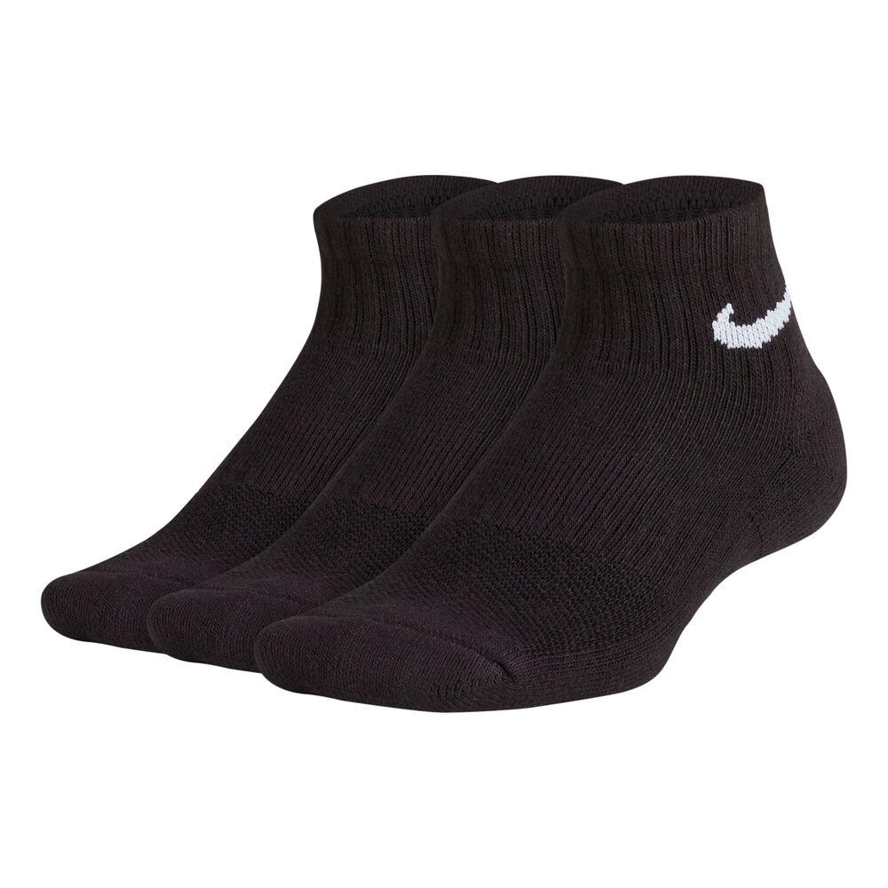 Everyday Cush Ankle Sports Socks 3 Pack Kids