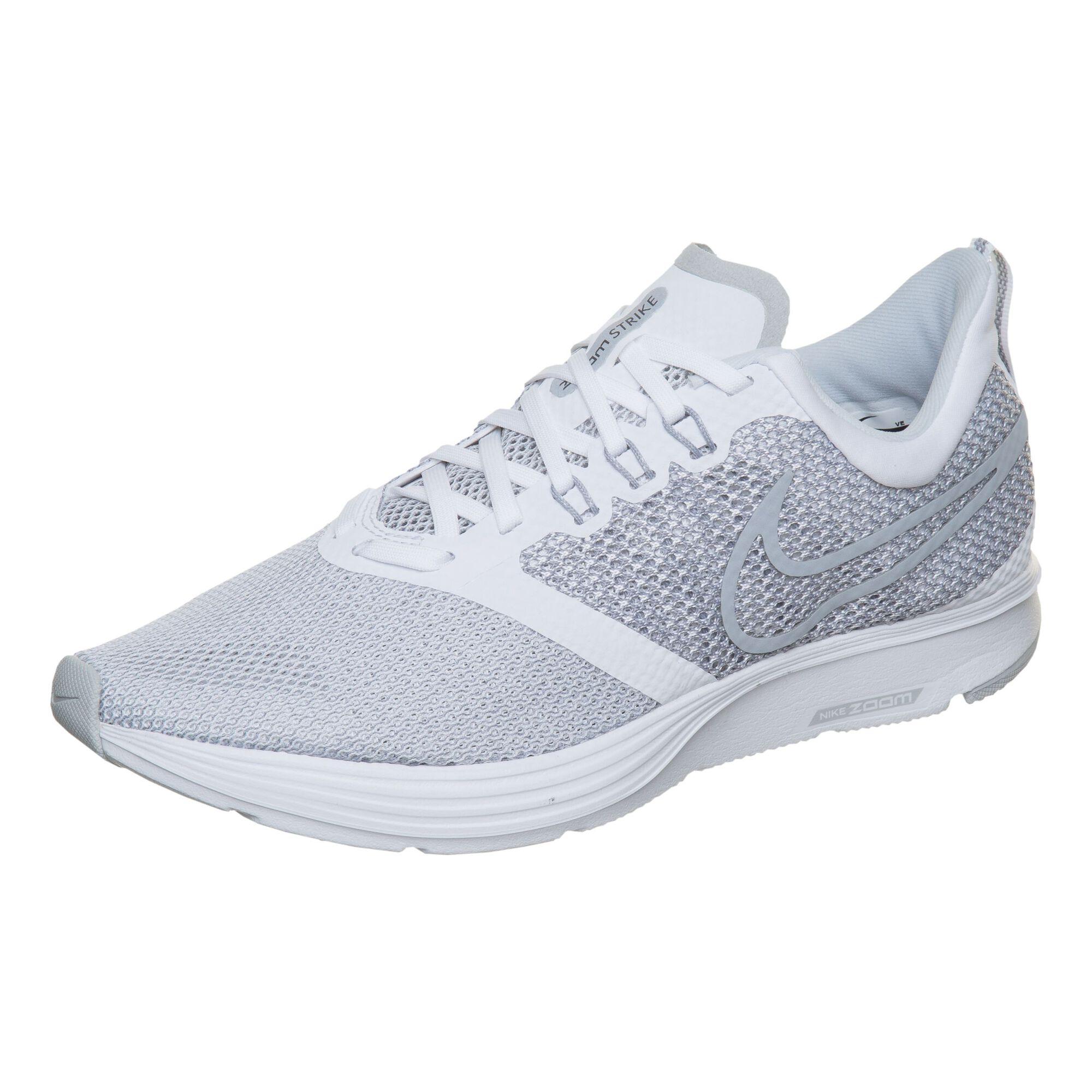 ff69b6f5892 buy Nike Zoom Strike Neutral Running Shoe Women - White