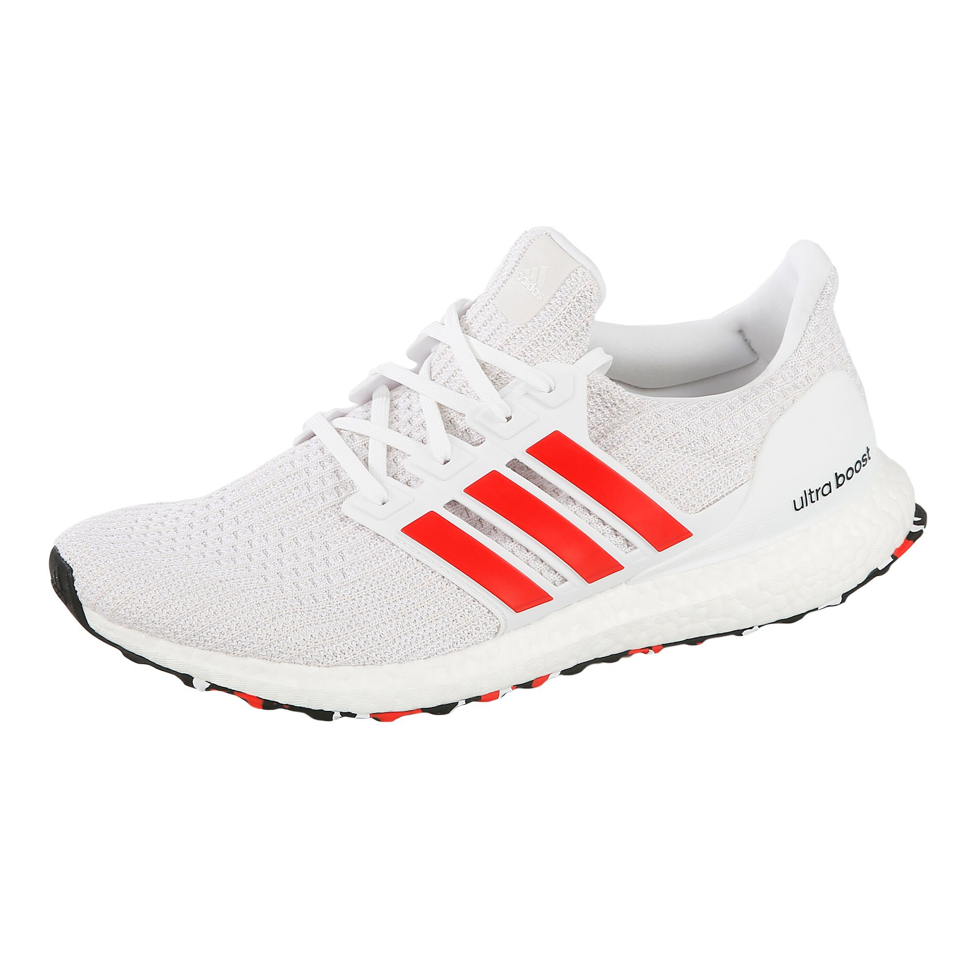 48081dc5e buy adidas Ultra Boost Neutral Running Shoe Men - White