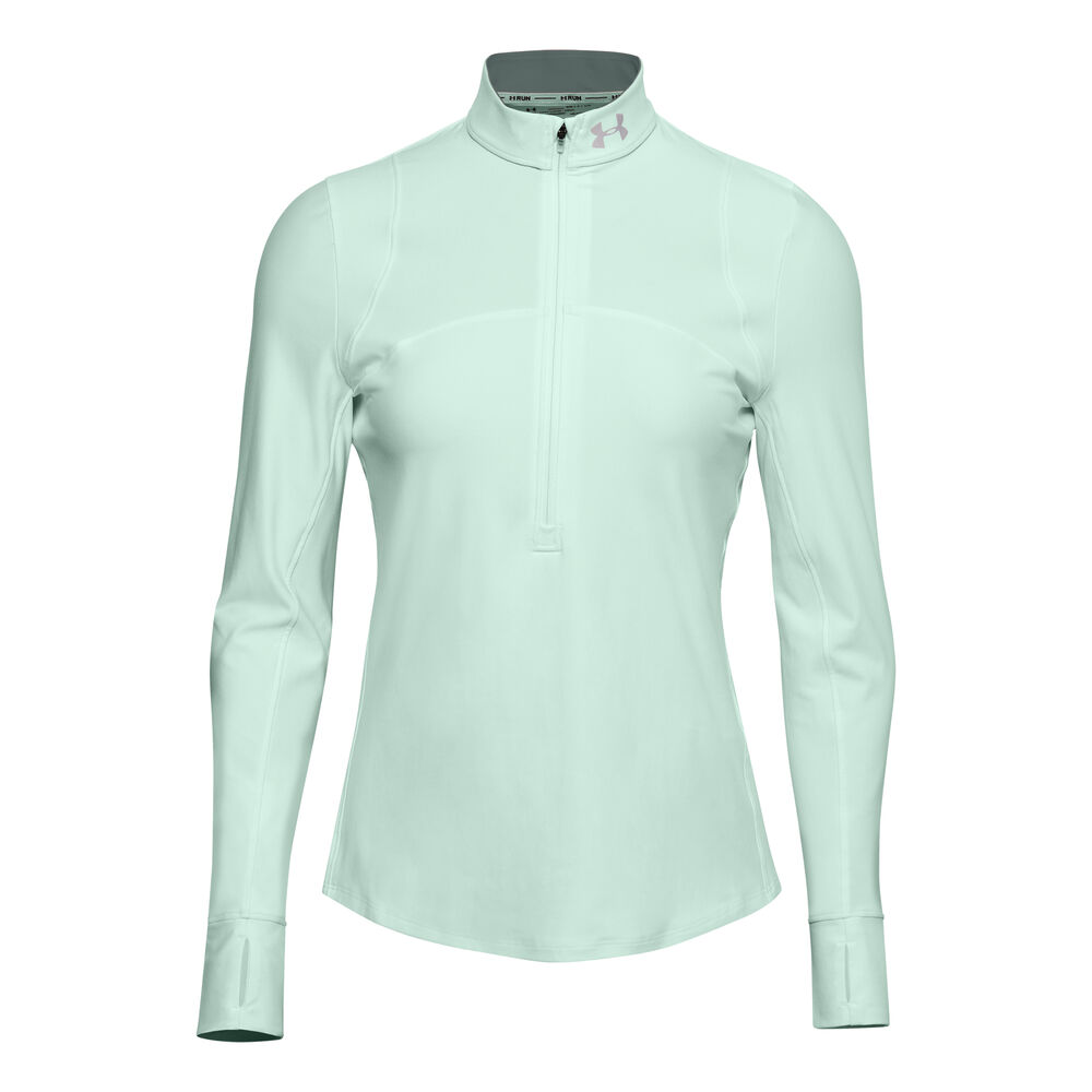 Qualifier Half-Zip Long Sleeve Women