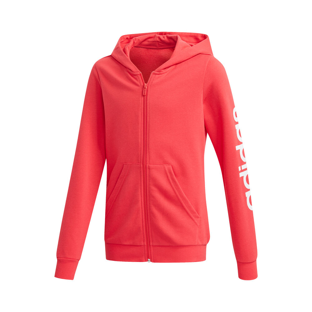Essentials Linear Full-Zip Hoodie Women