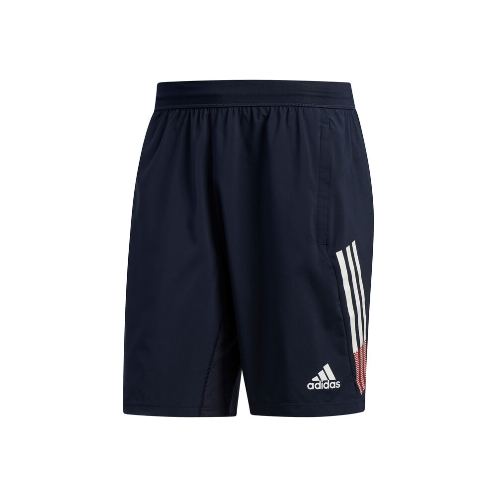 4K 3-Stripes Woven Shorts Men