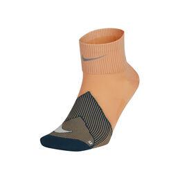Lightweight Quarter Running Socks Unisex