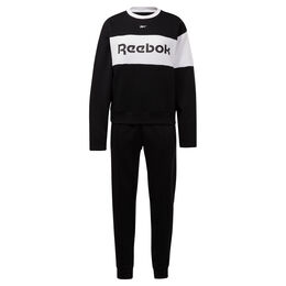 Linear Logo Crew Tracksuit