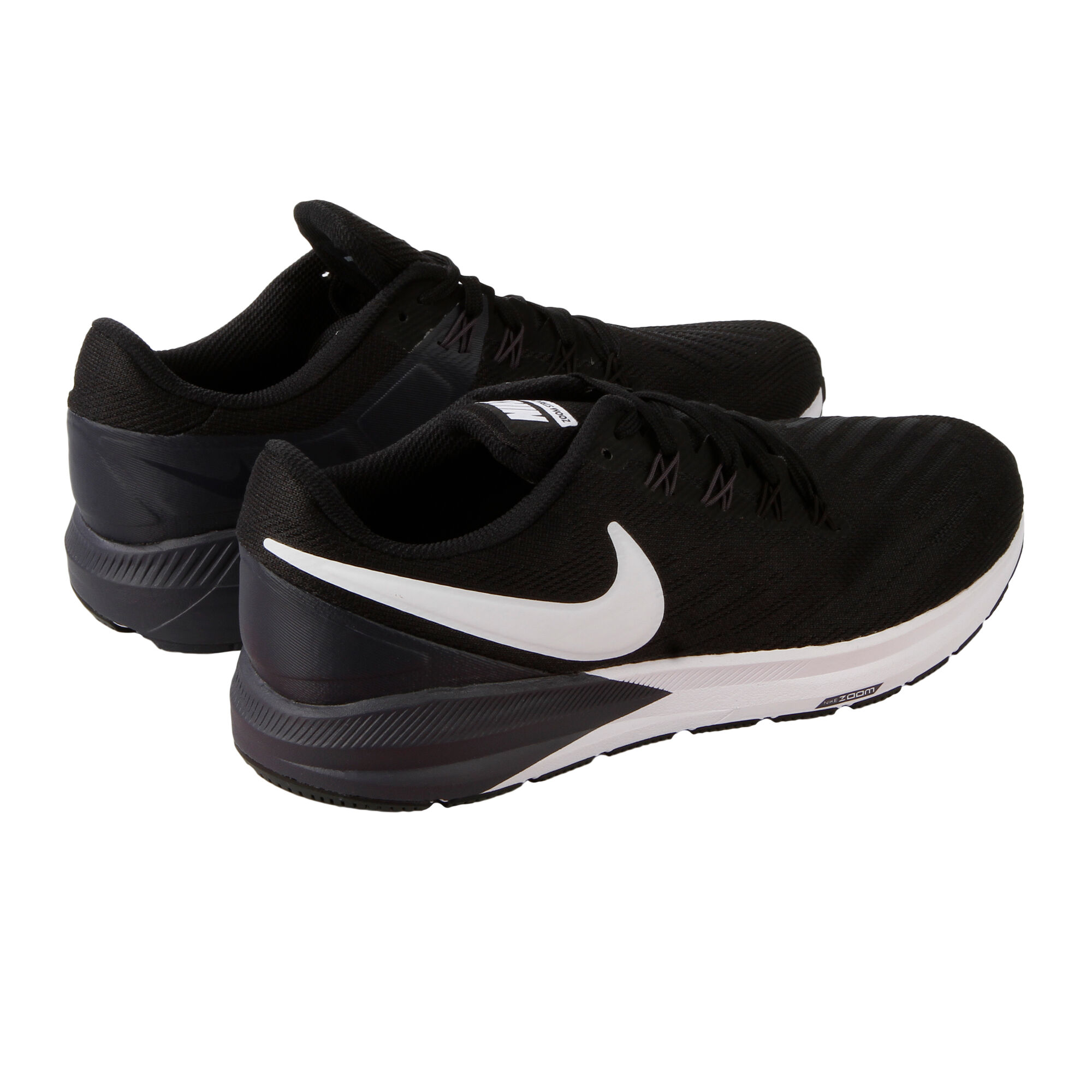 31d451ee494ad8 buy Nike Air Zoom Structure 22 Stability Running Shoe Men - Black ...