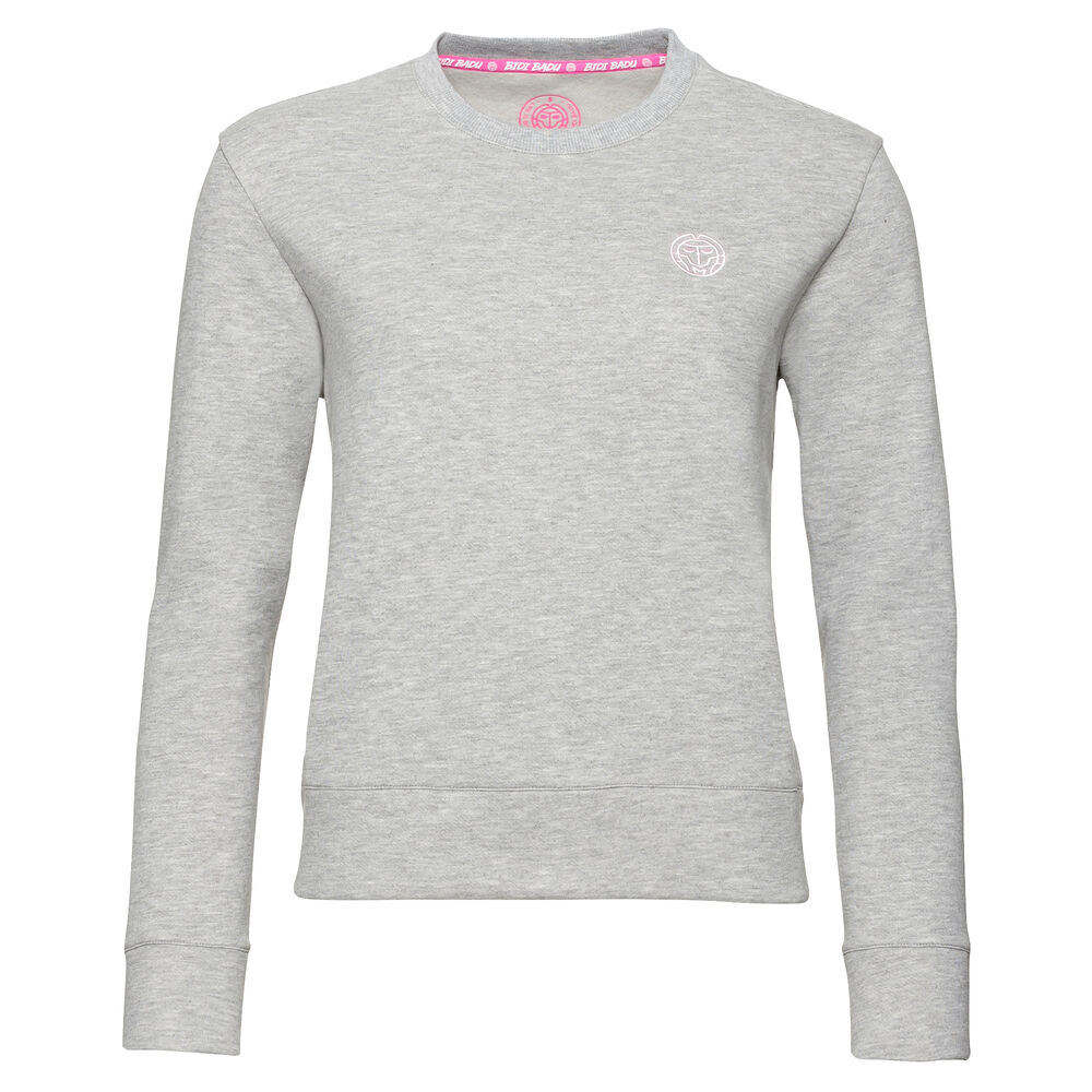 Mirella Basic Crew Long Sleeve Women