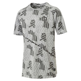 Burned Tech Shortsleeve Tee Men