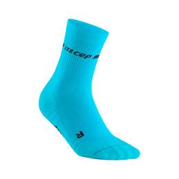 Neon Mid-Cut Socks Women