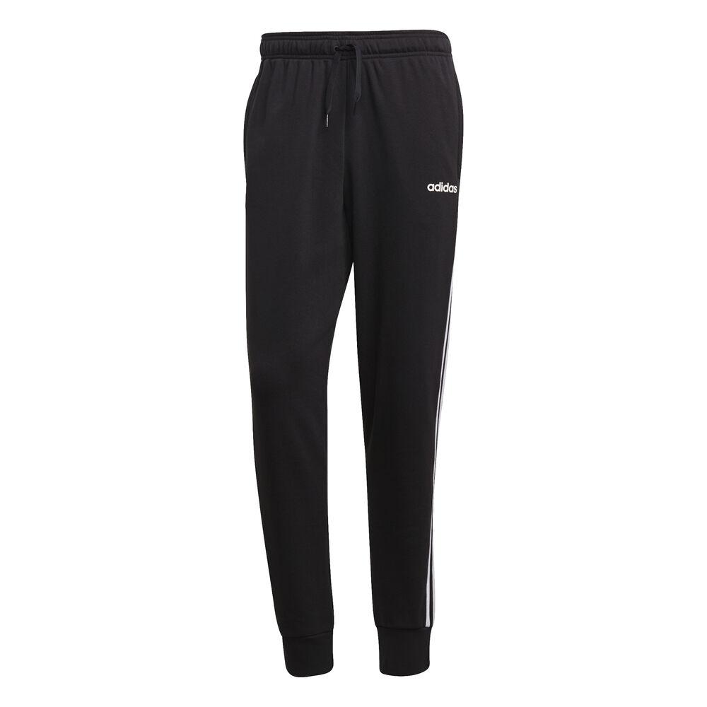 Essentials 3-Stripes Fleece Training Pants Men