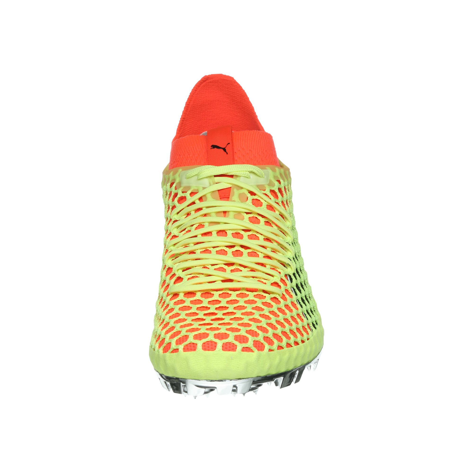 9cdc17c875e buy Puma EvoSPEED NETFIT Sprint Spike Shoes Men - Neon Yellow ...