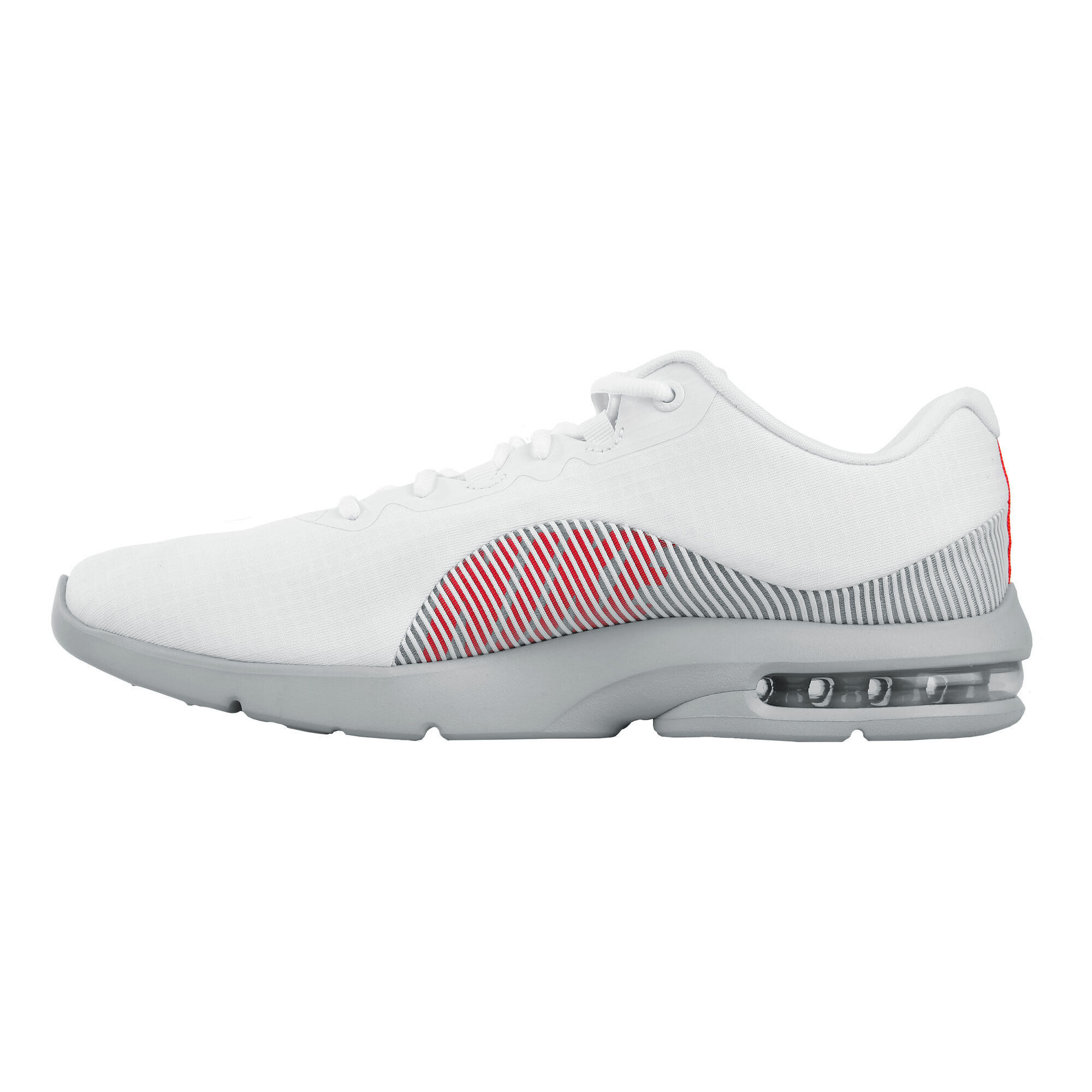 bc295443cc buy Nike Air Max Advantage 2 Neutral Running Shoe Men - White, Grey ...