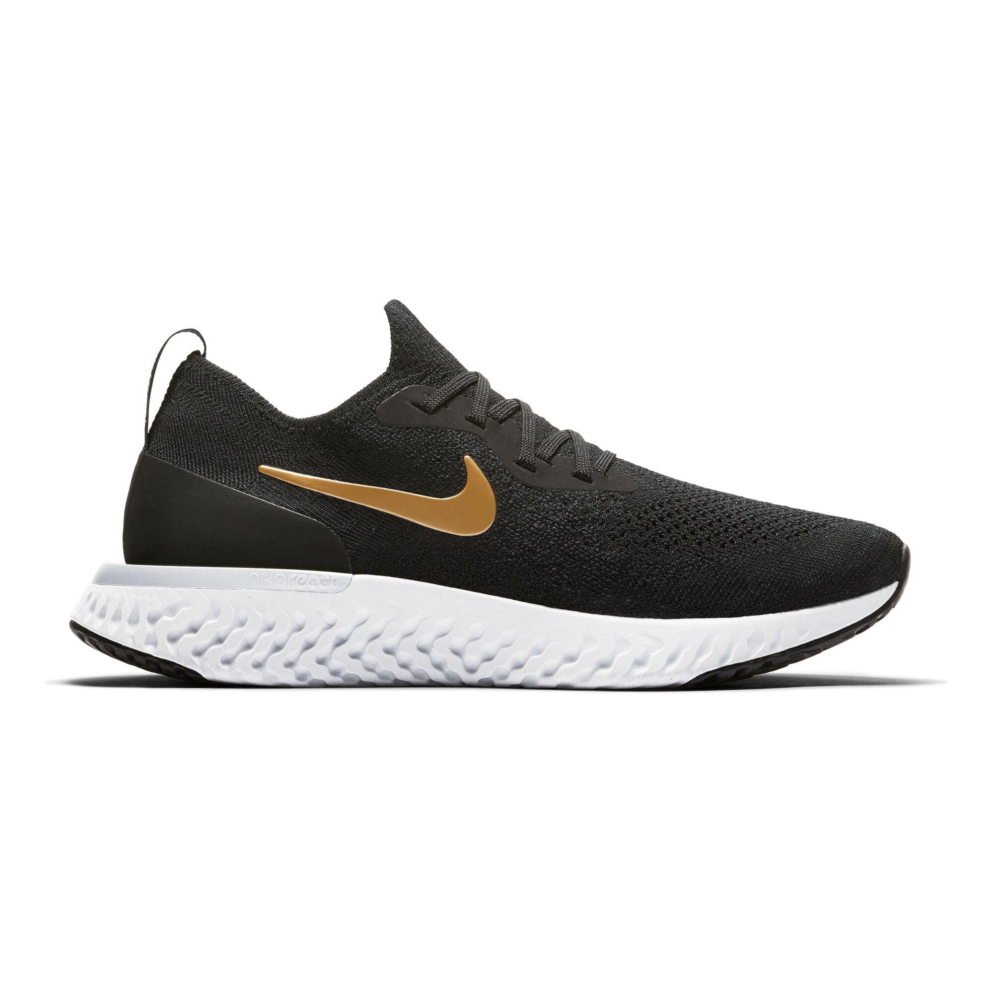 1f2c32637b07 buy Nike Epic React Flyknit Neutral Running Shoe Women - Black