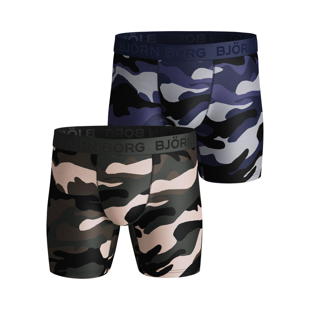 Peaceful Per Boxer Shorts 2 Pack Men