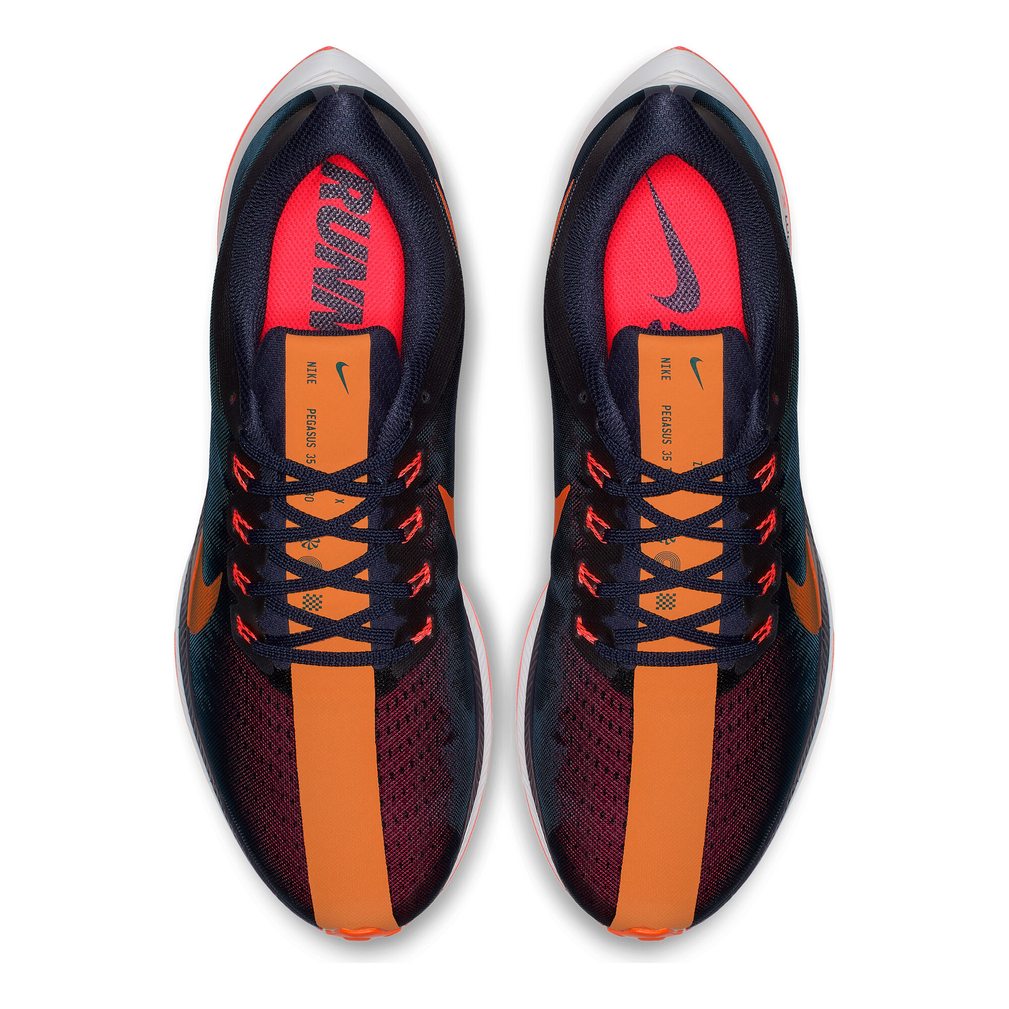 8d013d8bb58d buy Nike Zoom Pegasus 35 Turbo Neutral Running Shoe Men - Dark Red ...