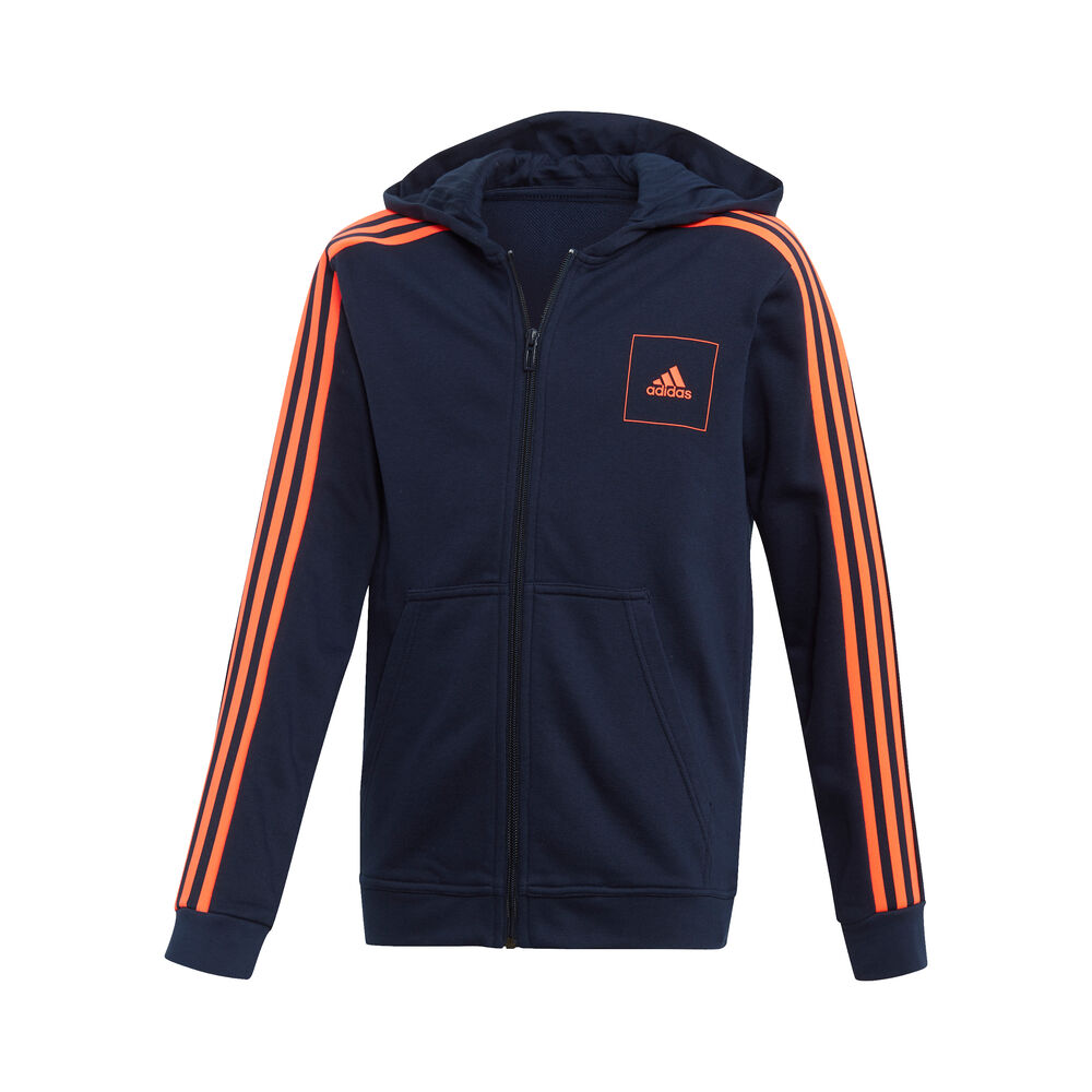 3-Stripes Zip Hoodie Men