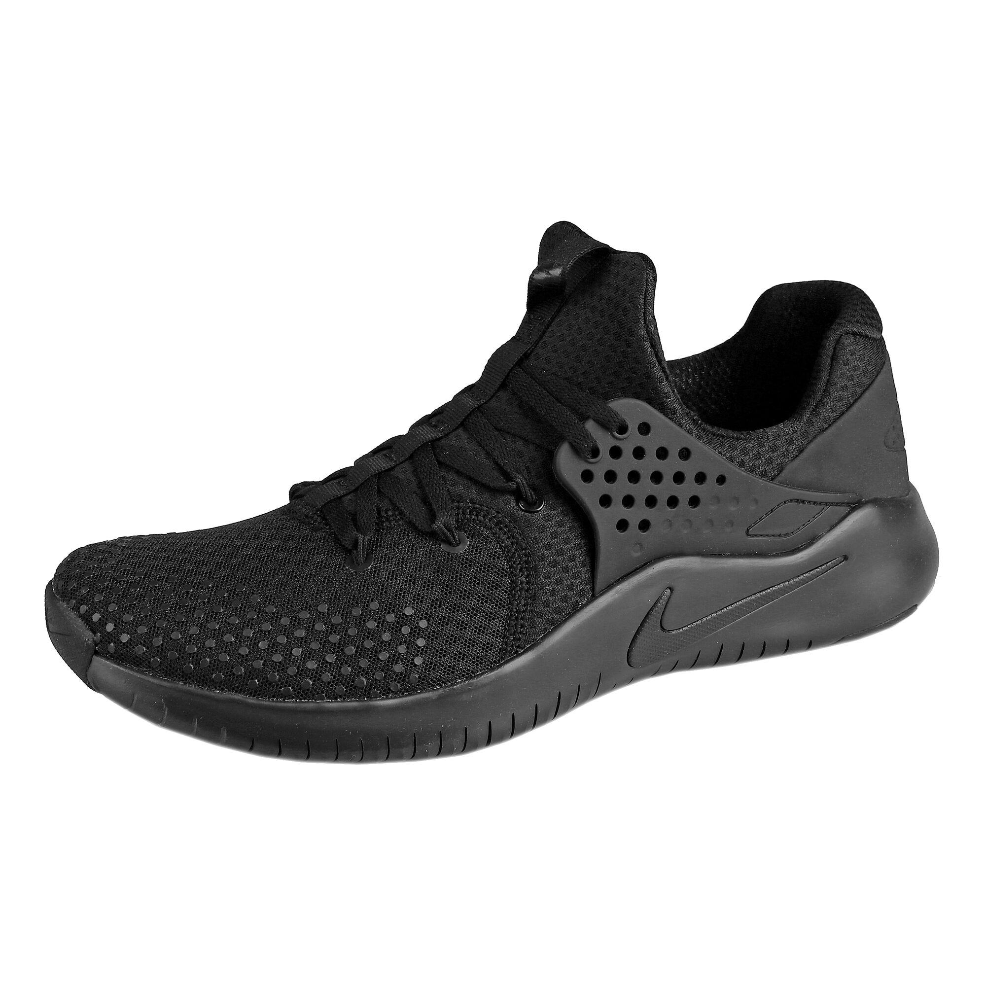35e0368951a buy Nike Free Trainer V8 Fitness Shoe Men - Black, Dark Grey online ...