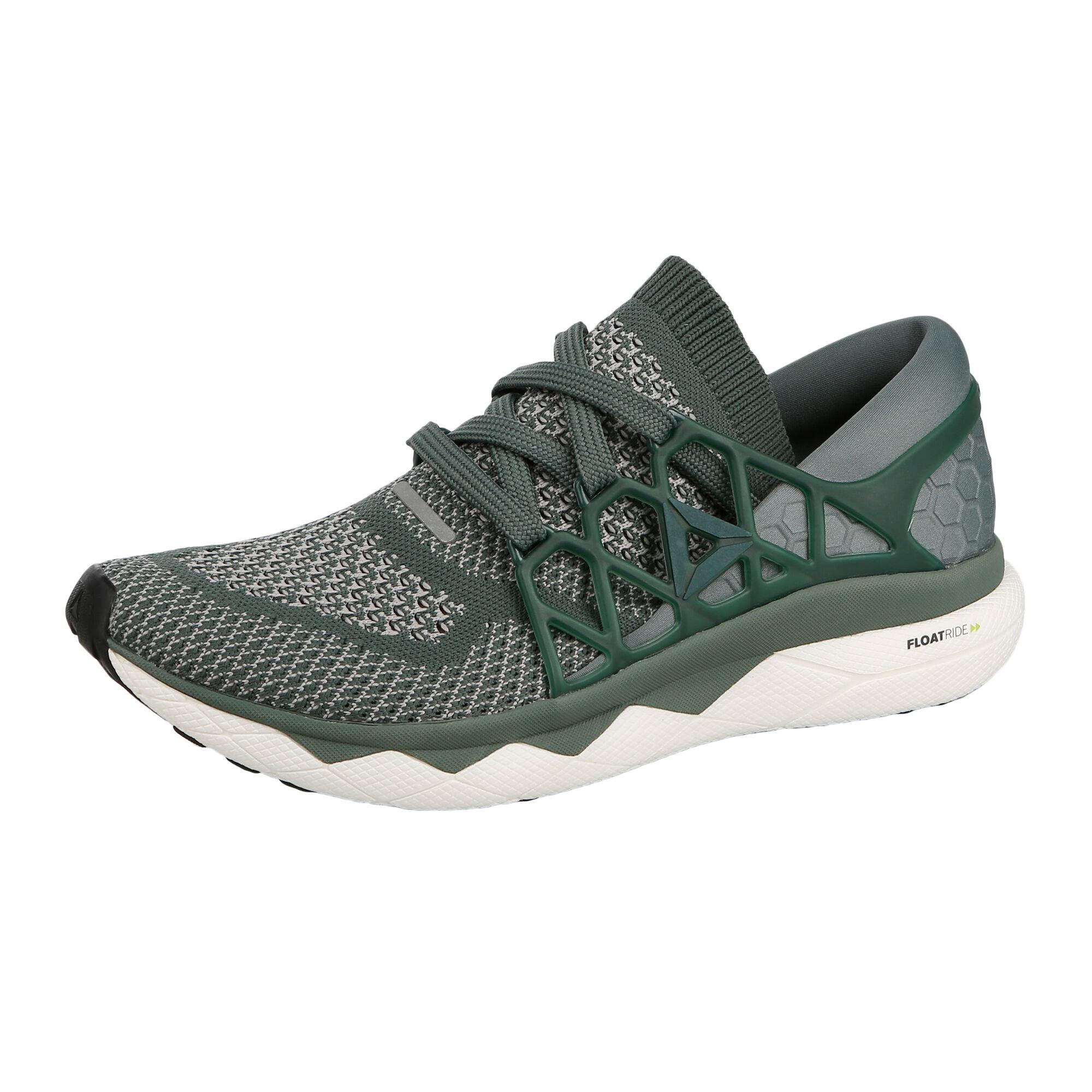 b4f2084fc buy Reebok Floatride Run ULTK Neutral Running Shoe Men - Dark Green ...