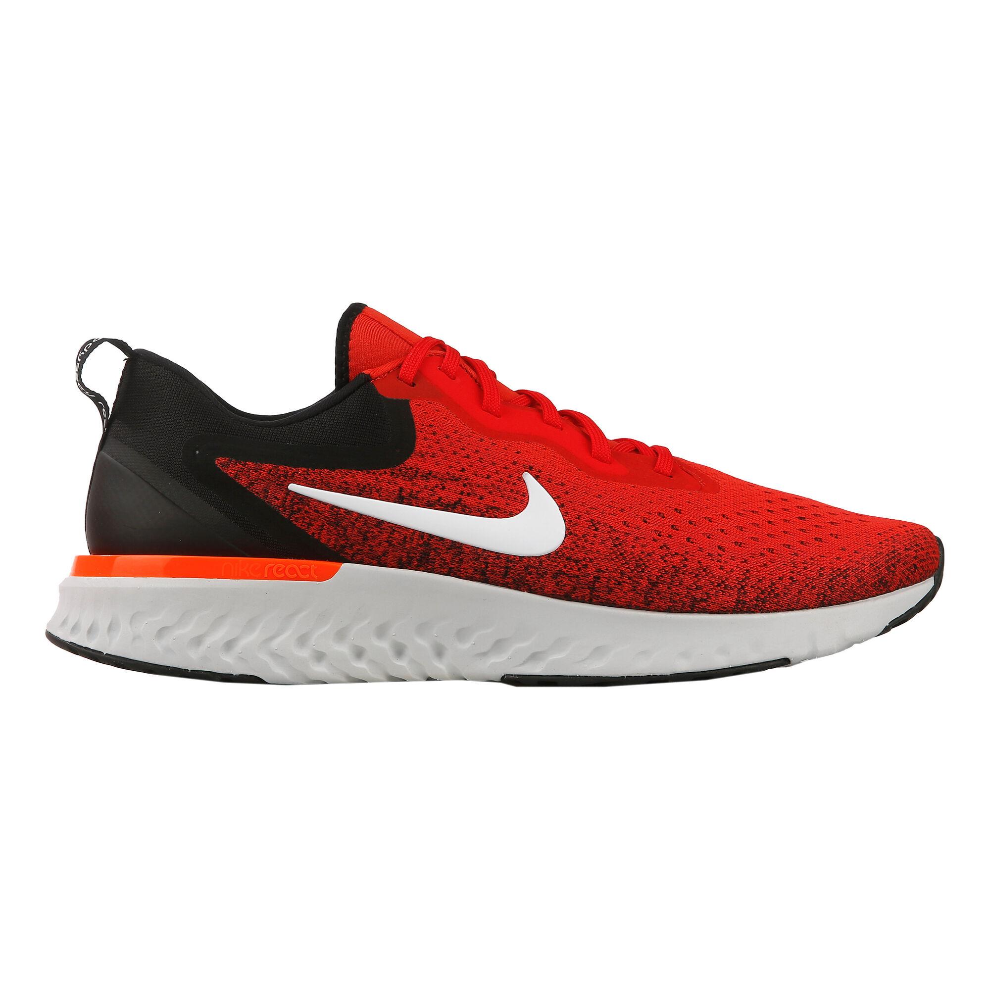 ccbe93ccb0ed buy Nike Odyssey React Neutral Running Shoe Men - Red