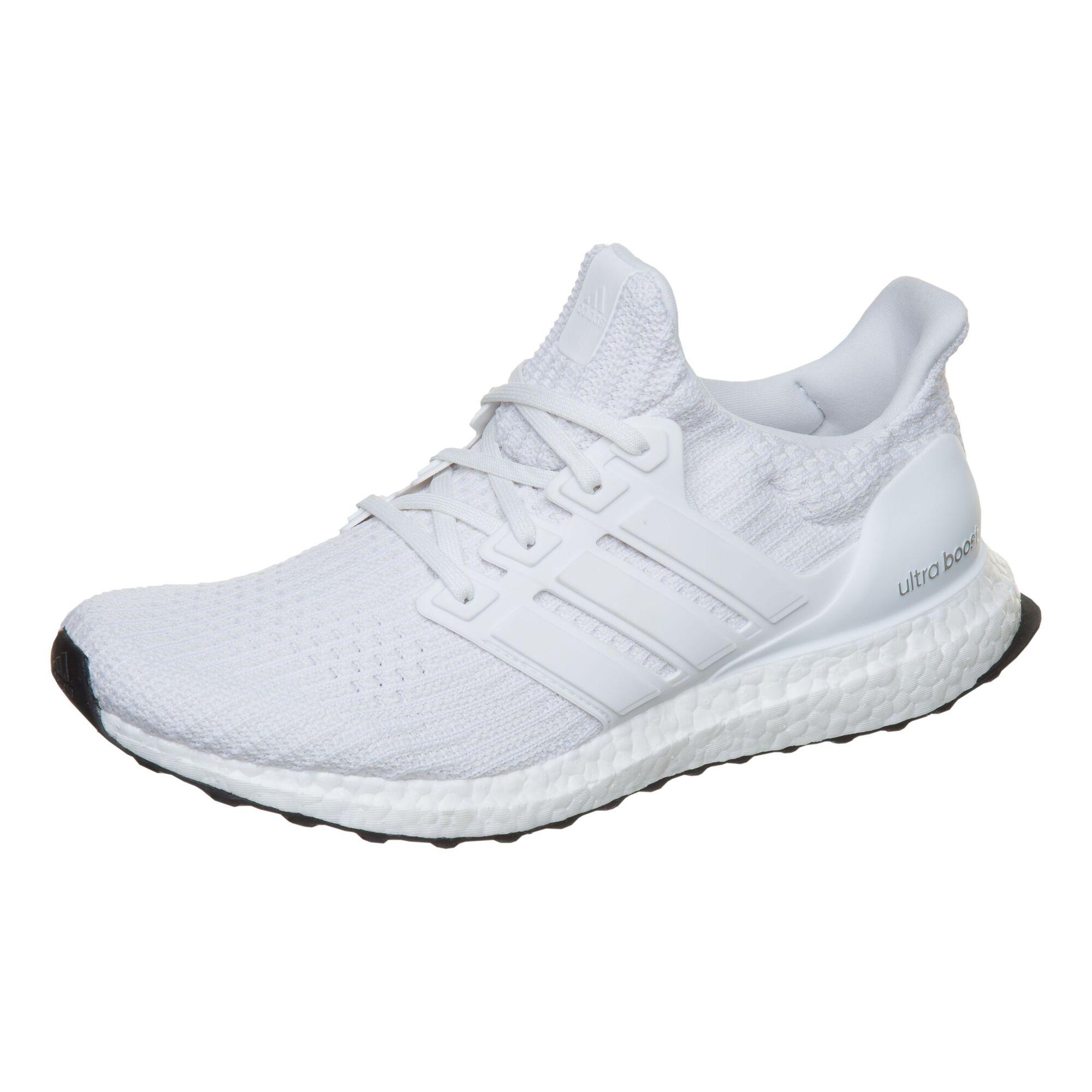 5a192e87e buy adidas Ultra Boost Neutral Running Shoe Men - White online ...