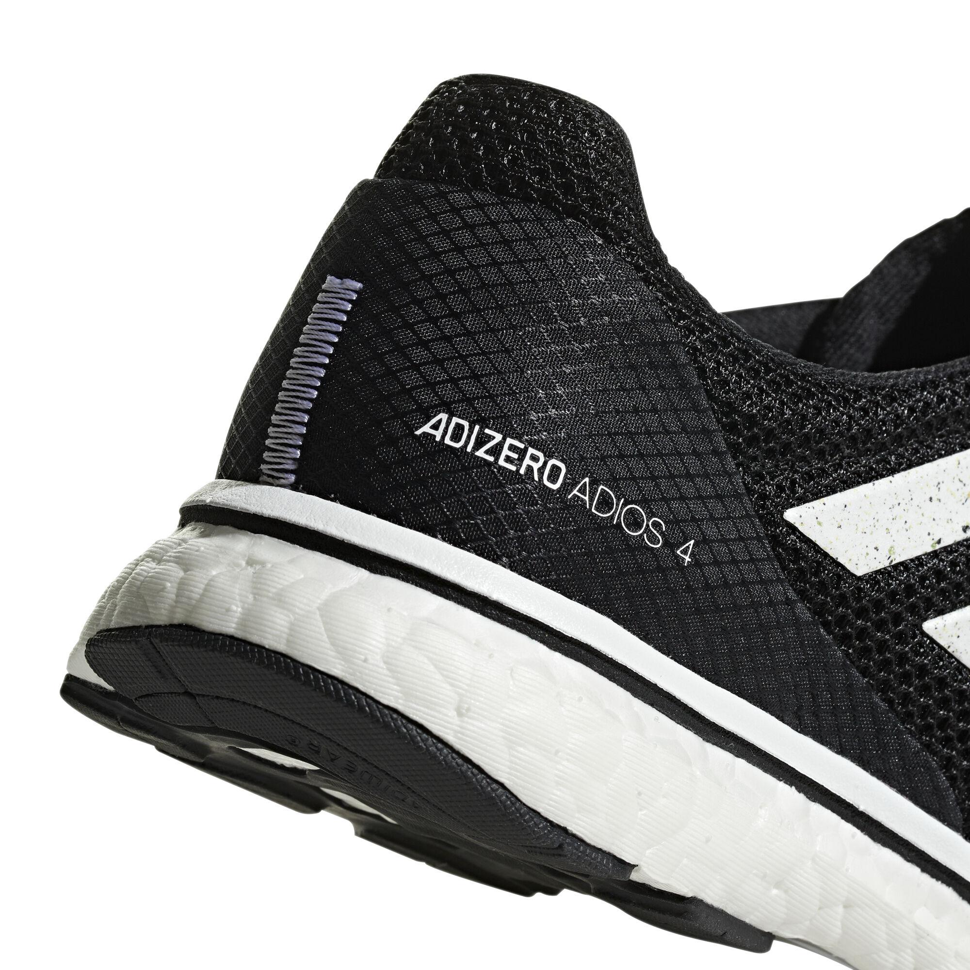 4b0898539 buy adidas Adizero Adios 4 Competition Running Shoe Women - Black ...