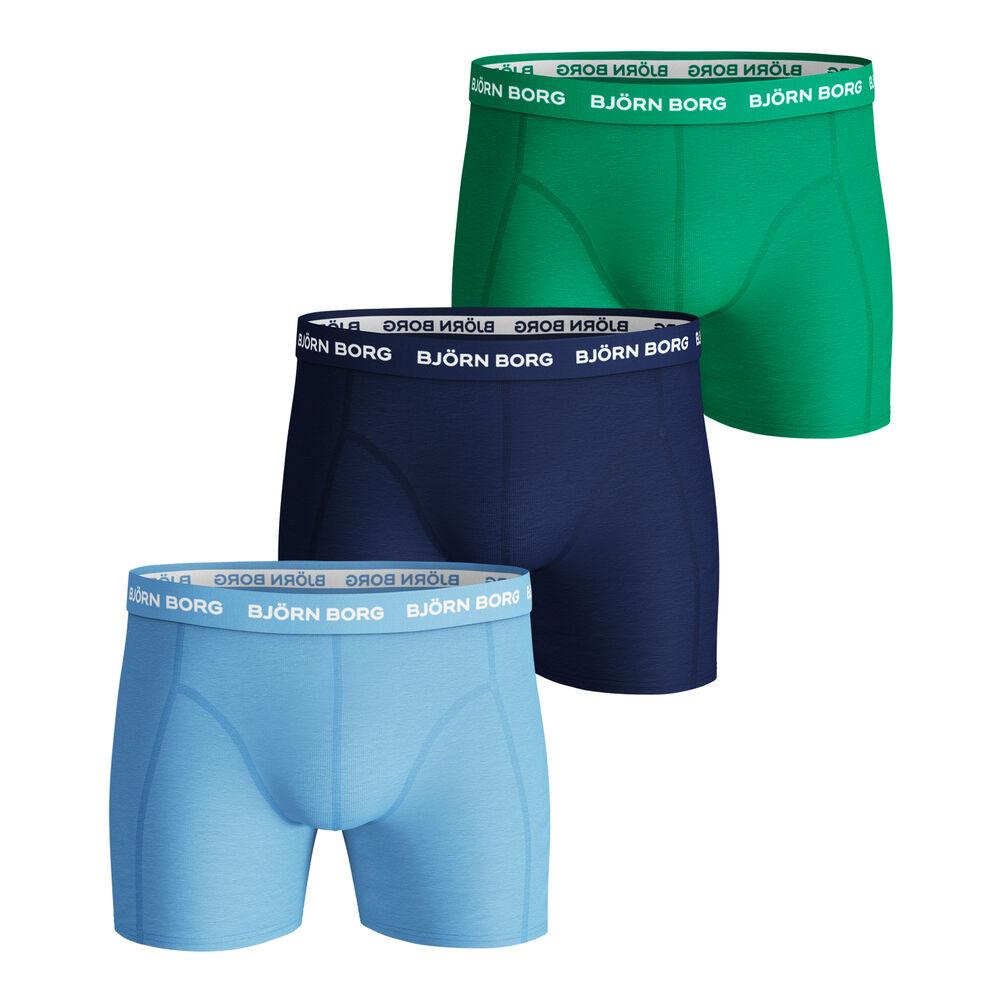 Seasonal Solid Sammy Boxer Shorts Men