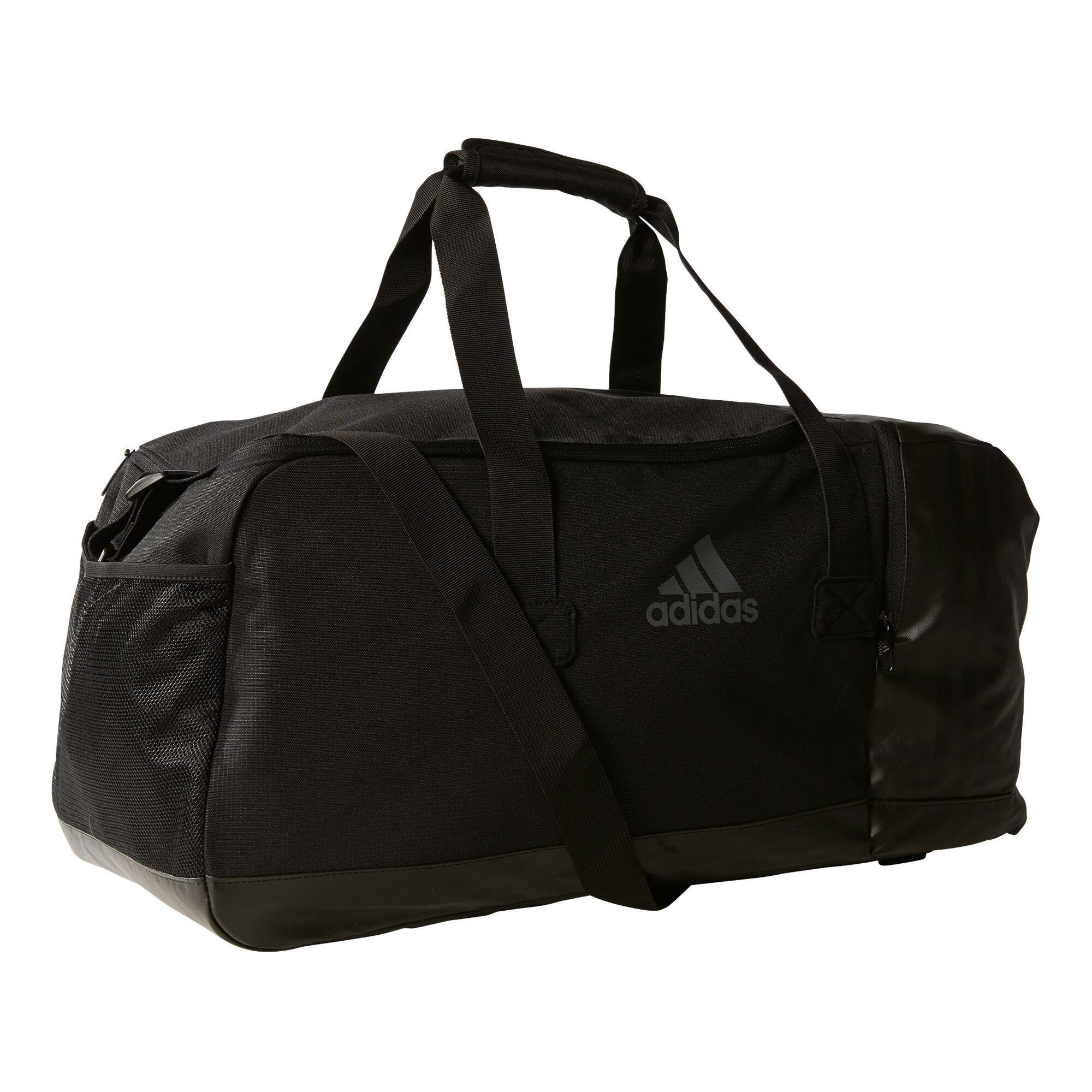 Adidas Three Stripes Performance Gym Bag Black