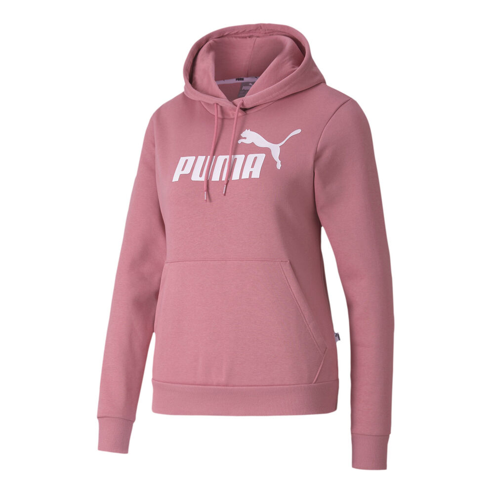 Essential Logo Fleece Hoody Women