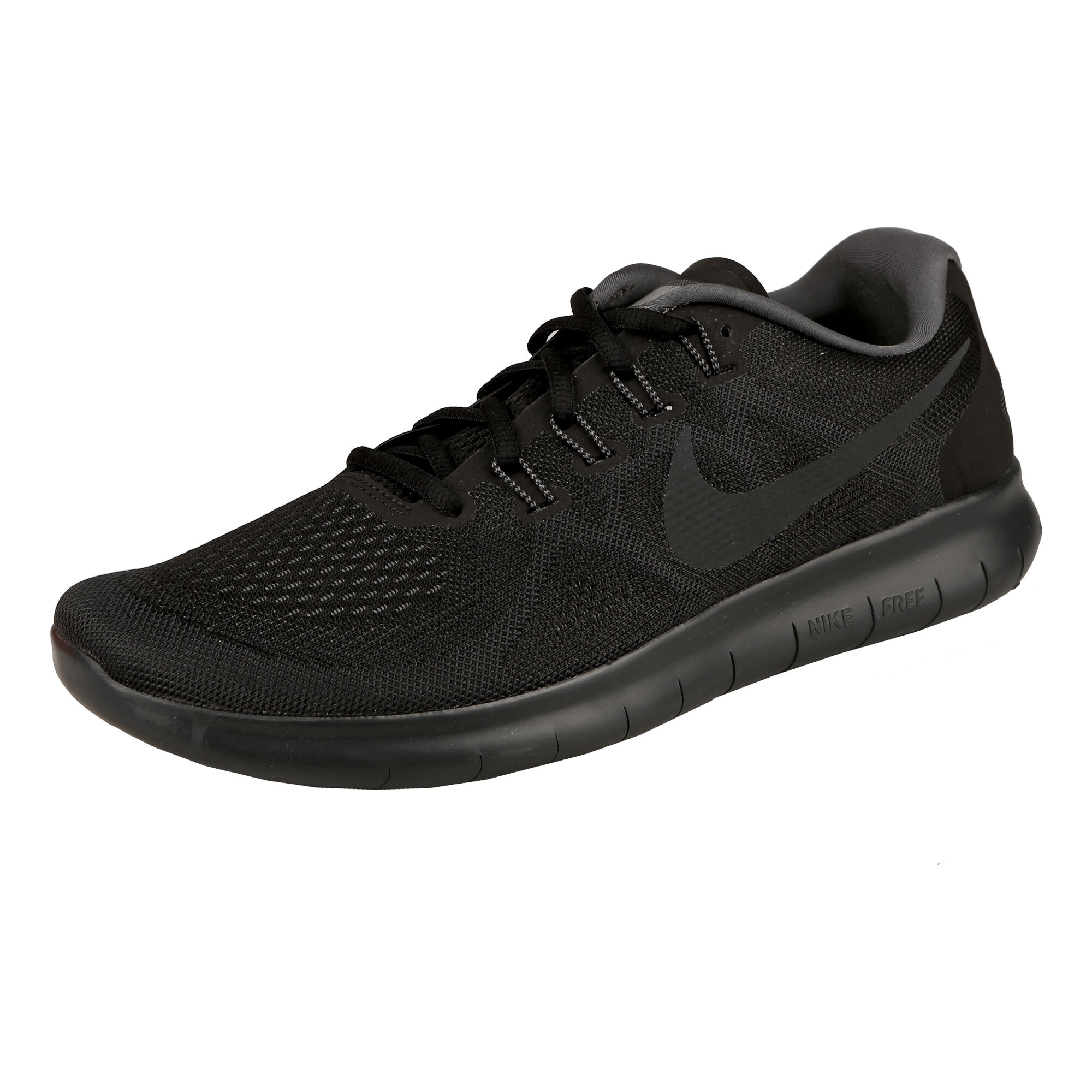 f97de5517200 buy Nike Free Run 2017 Natural Running Shoe Men - Black