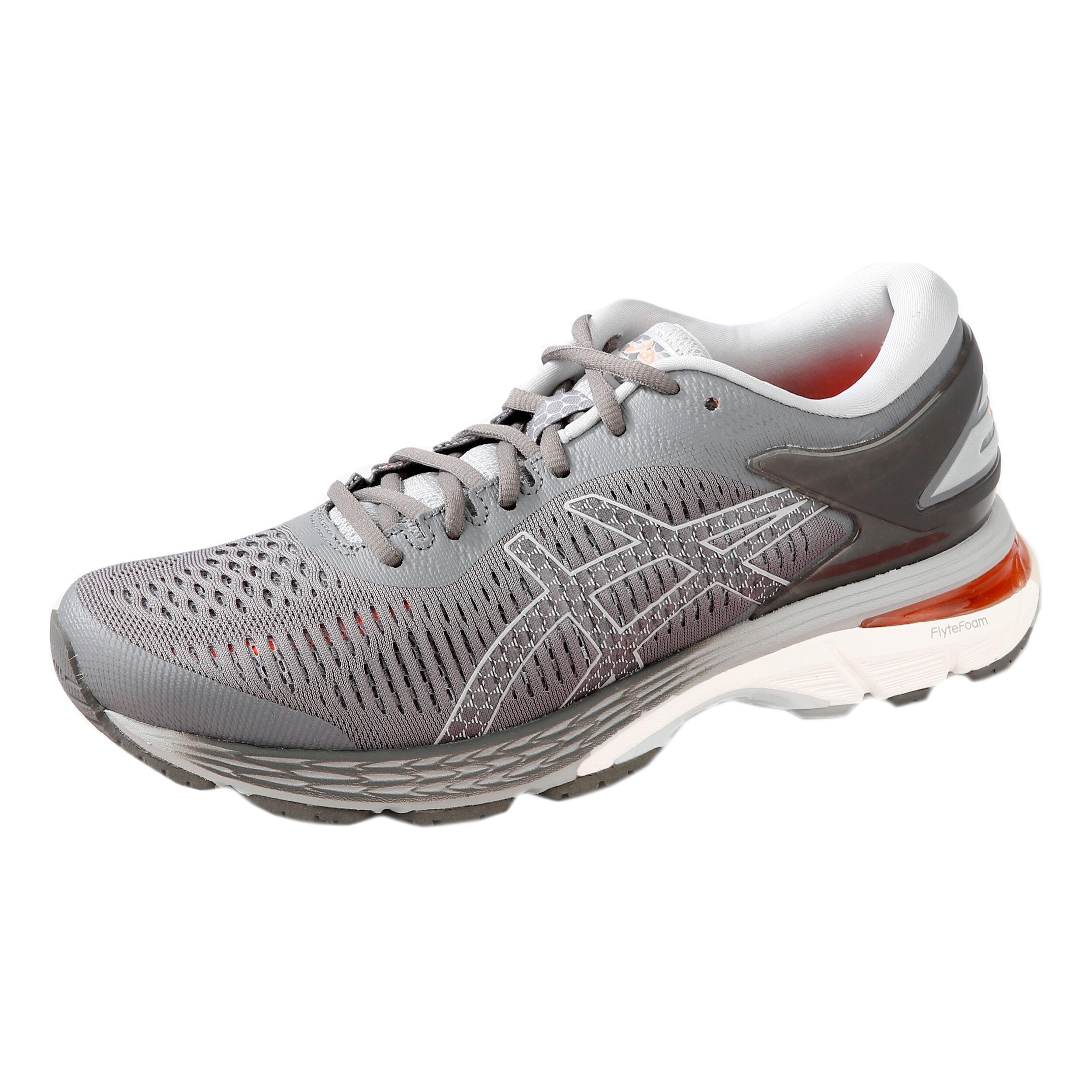buy Asics Gel-Kayano 25 Stability Running Shoe Women - Grey, White ...