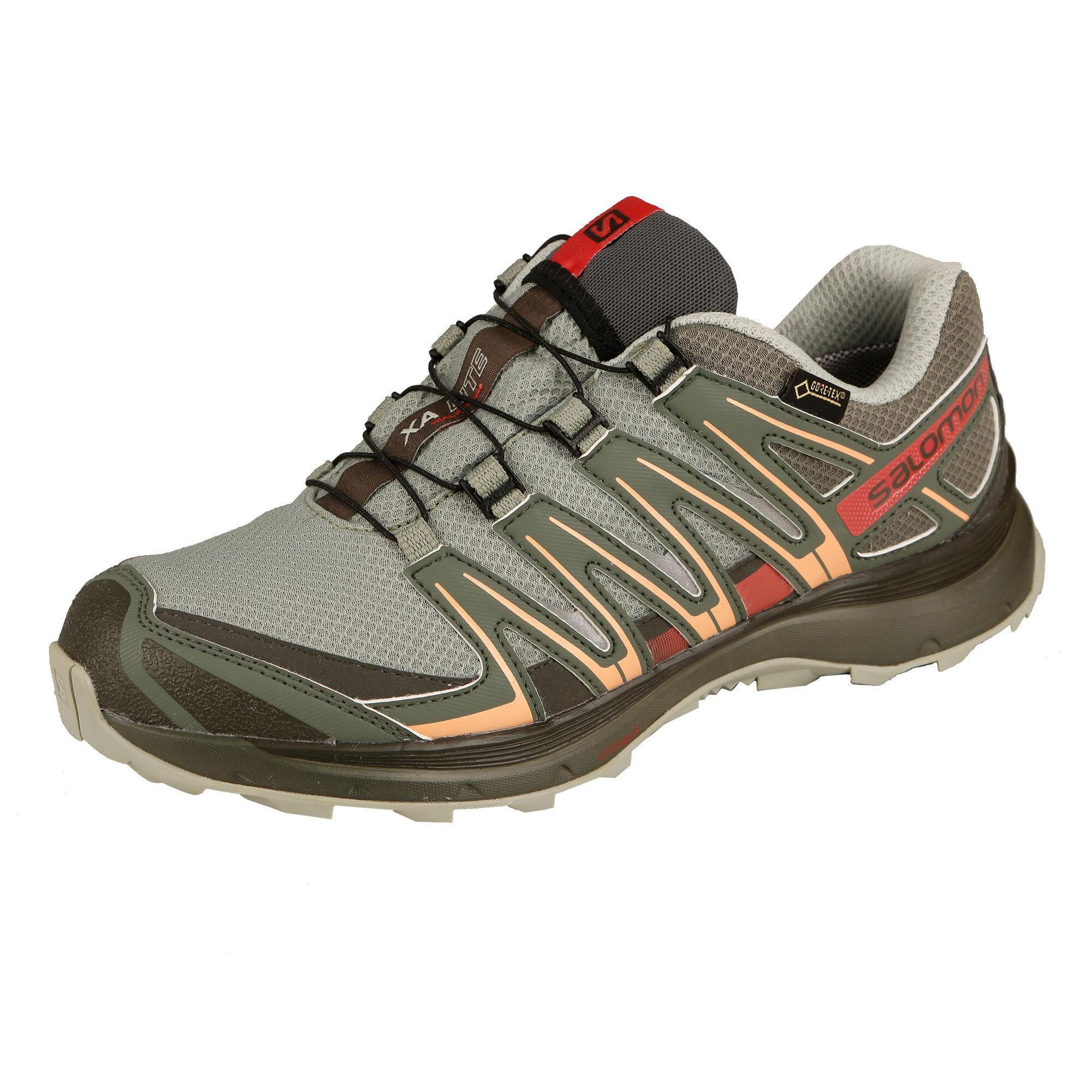 5ce5abb6f485 buy Salomon XA Lite GTX Trail Running Shoe Women - Dark Grey ...