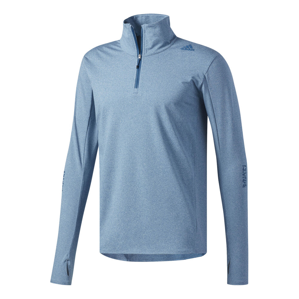 Supernova 1/2 Zip Long Sleeve Men