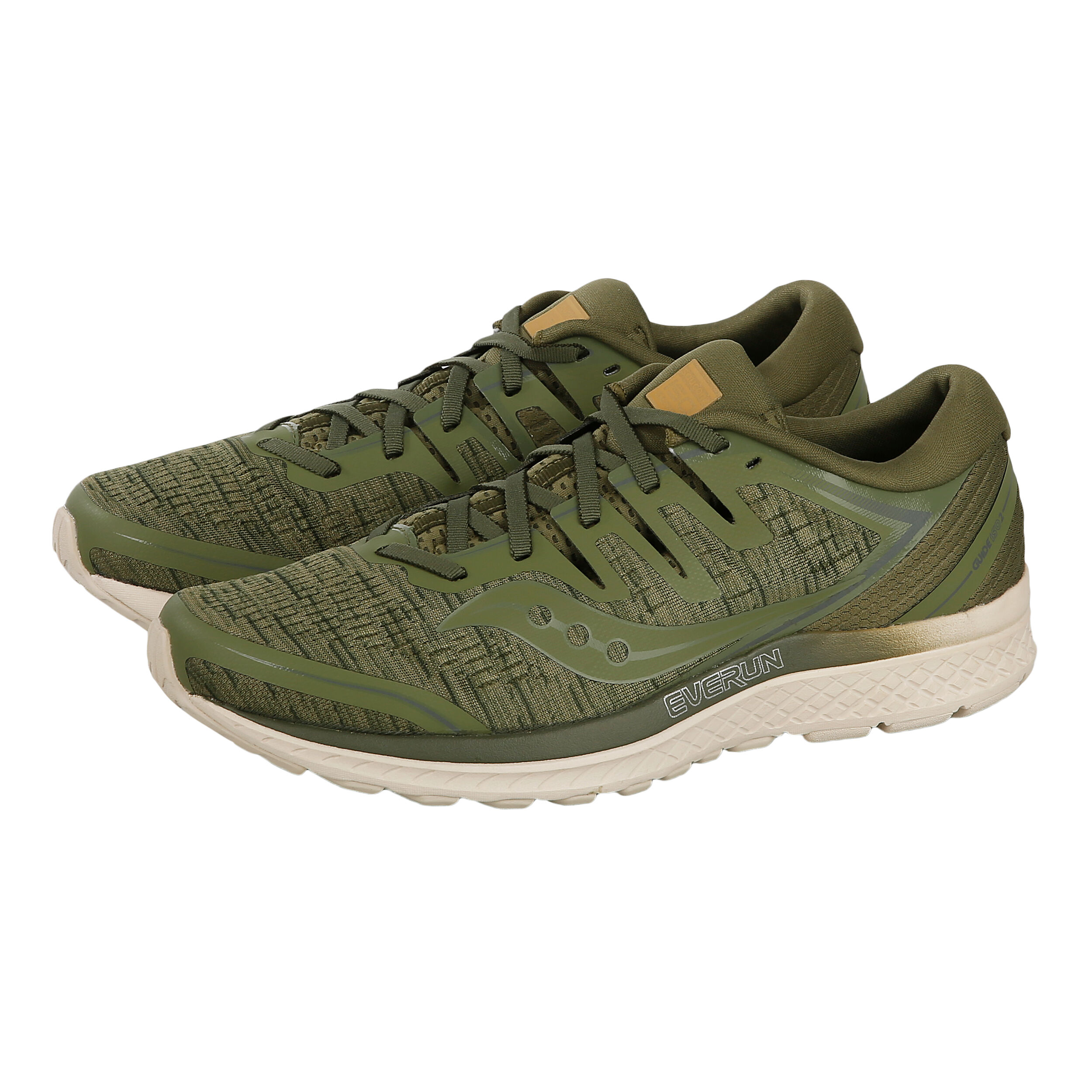 saucony ride 8 mujer olive