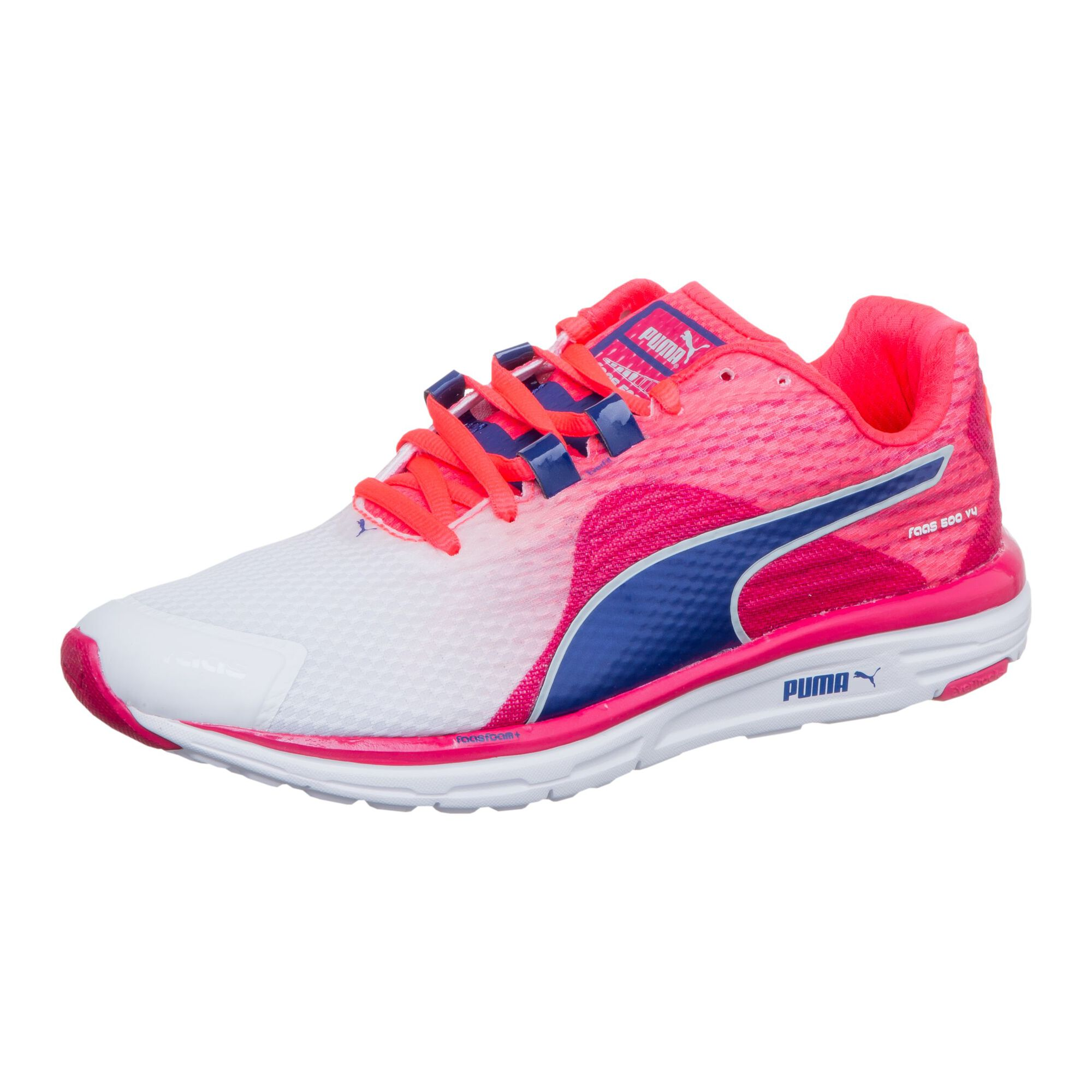 bf70ae742dc buy Puma Faas 500 V4 Neutral Running Shoe Women - White