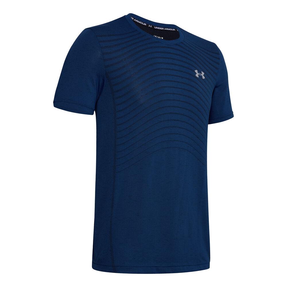 Seamless Wave T-Shirt Men