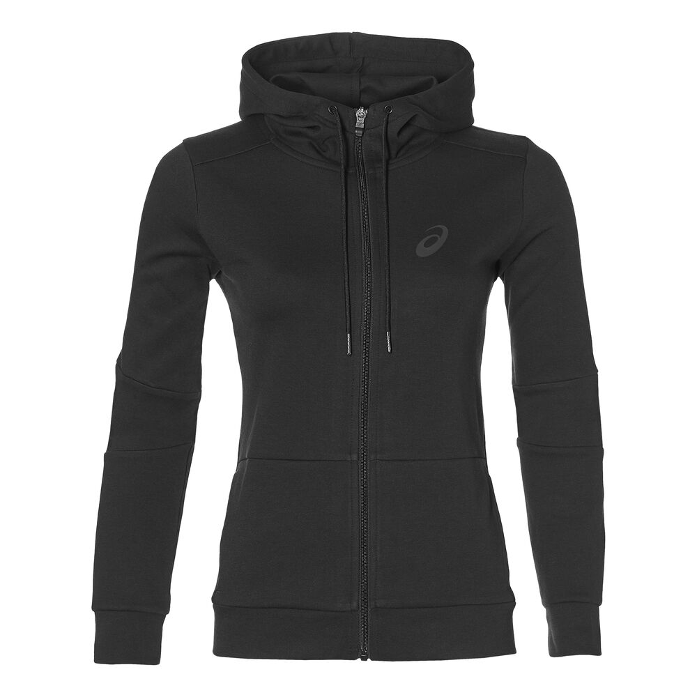 Tailored Zip Hoodie Women