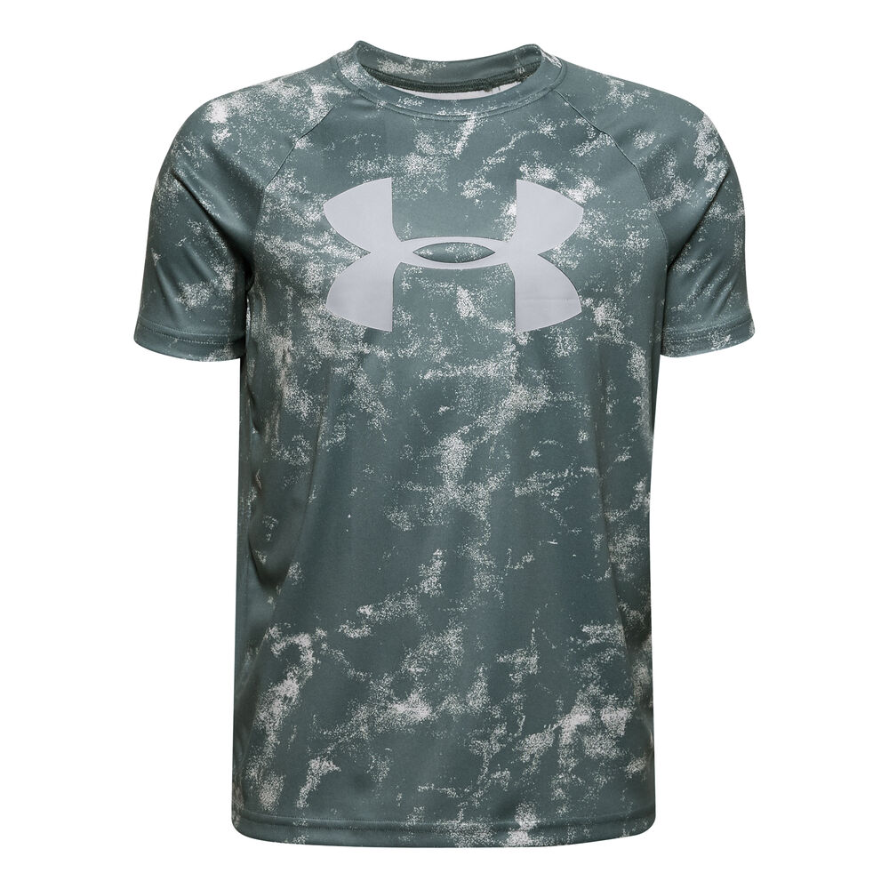 Tech Big Logo Printed T-Shirt Men