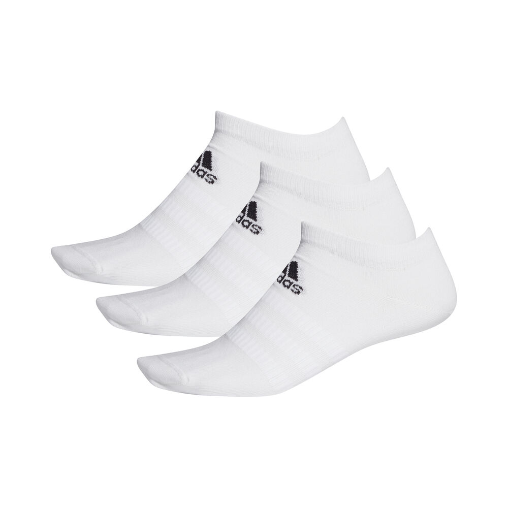 Light Low Sports Socks 3 Pack