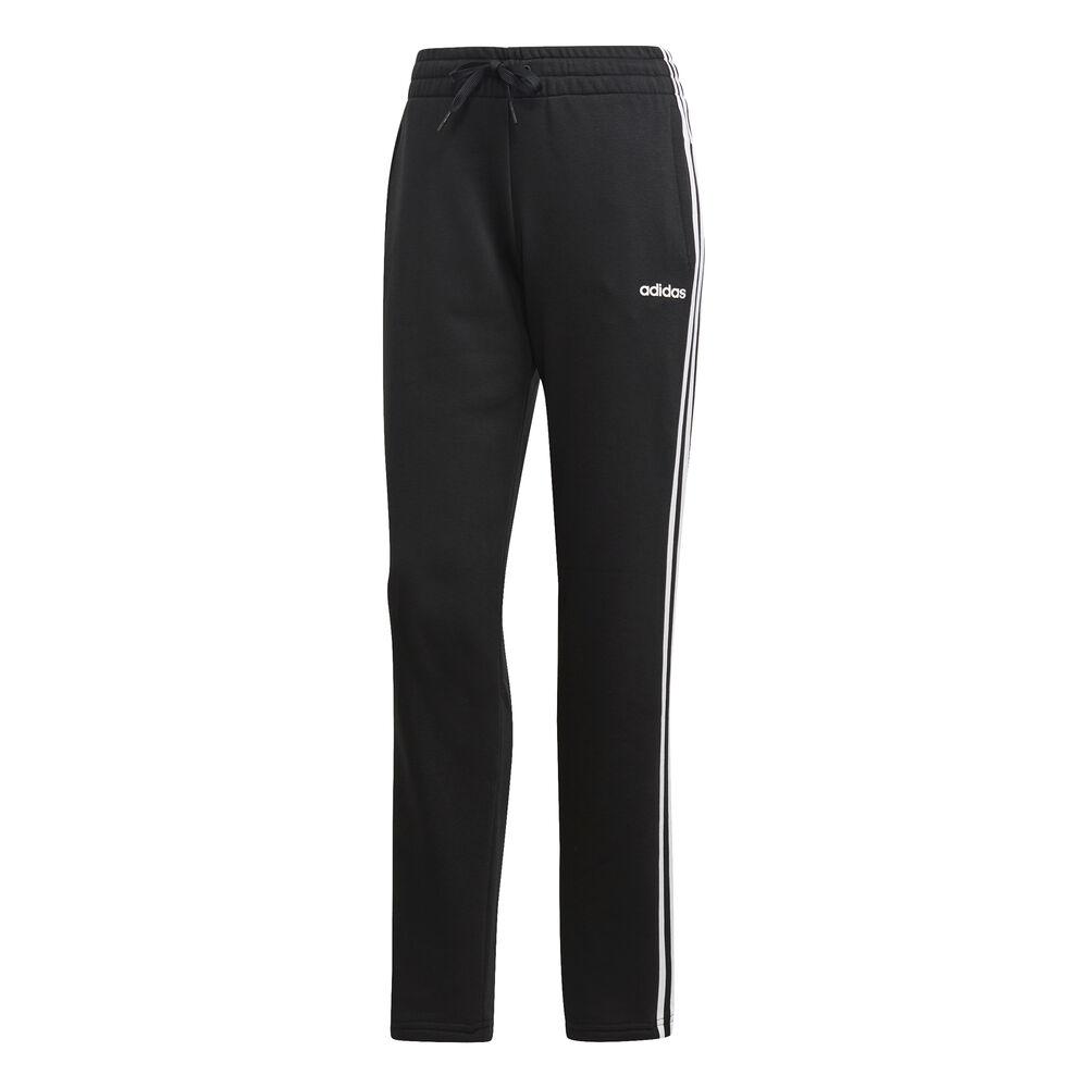 Essentials 3-Stripes Open Hem Training Pants Women