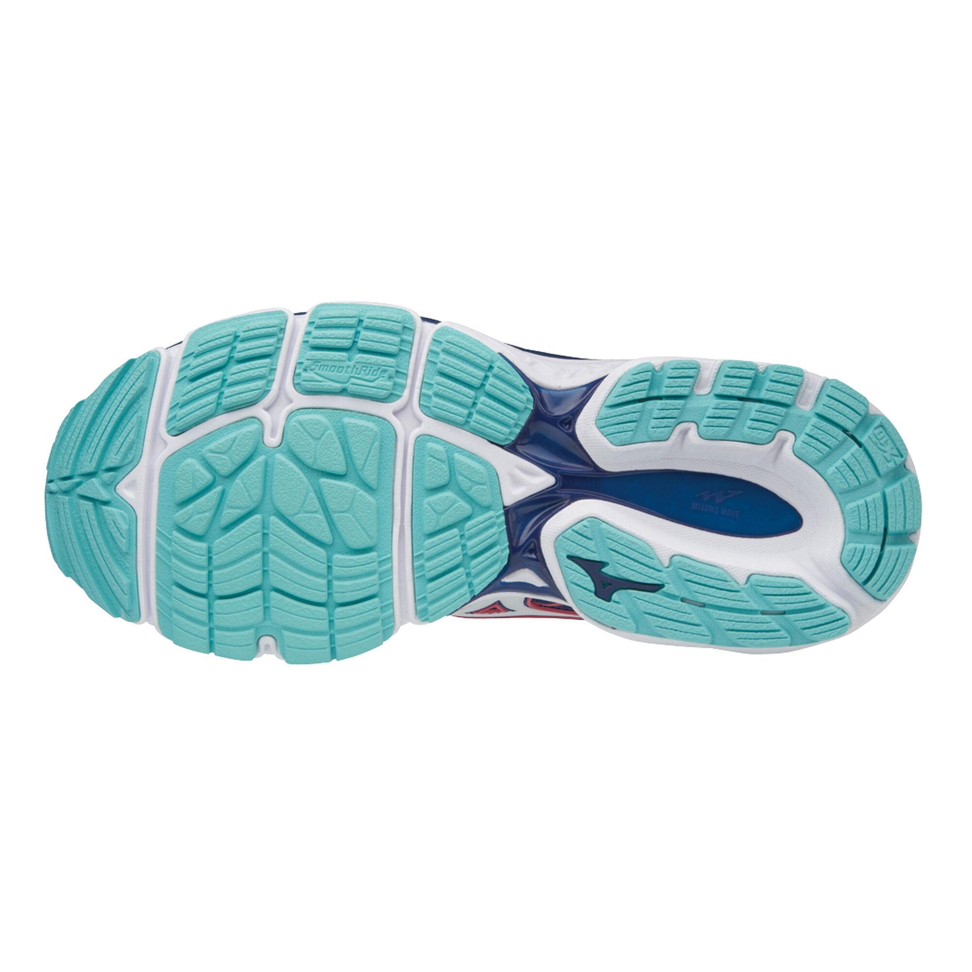 0585b73f7 buy Mizuno Wave Inspire 14 Stability Running Shoe Women - Red, Dark ...