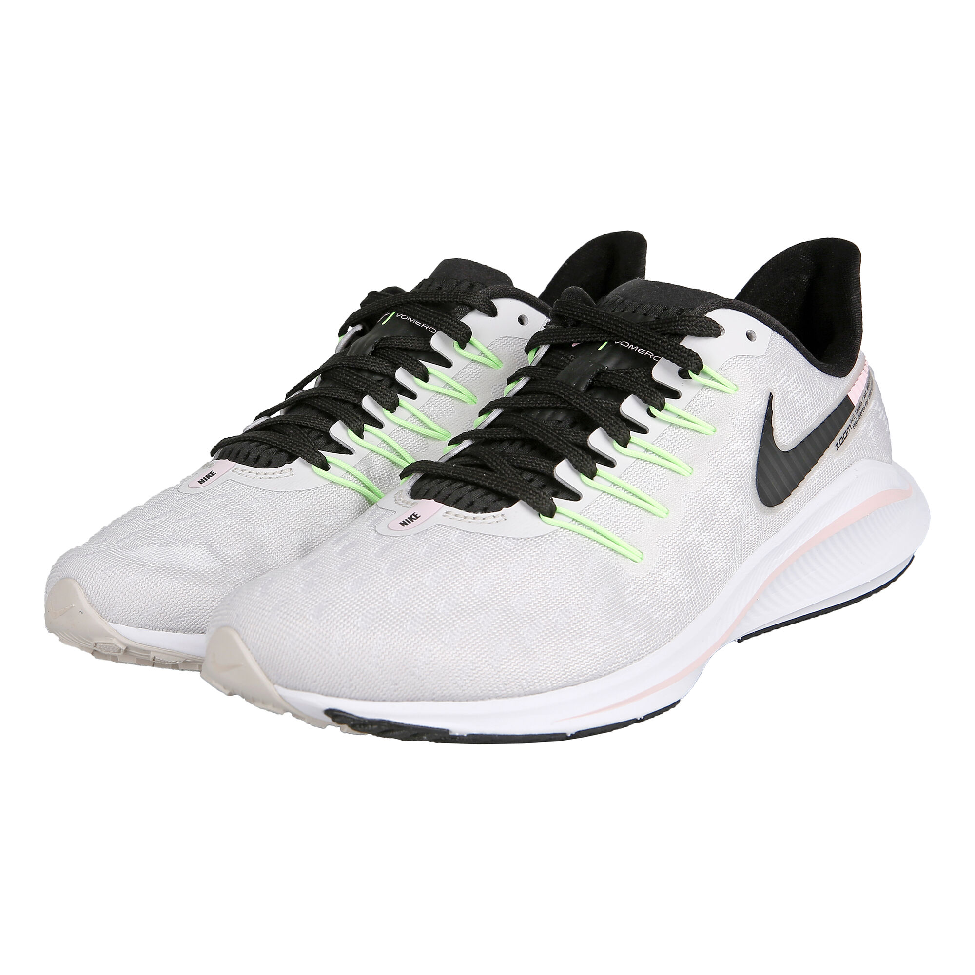 da61ea603551 buy Nike Air Zoom Vomero 14 Neutral Running Shoe Women - Lightgrey ...
