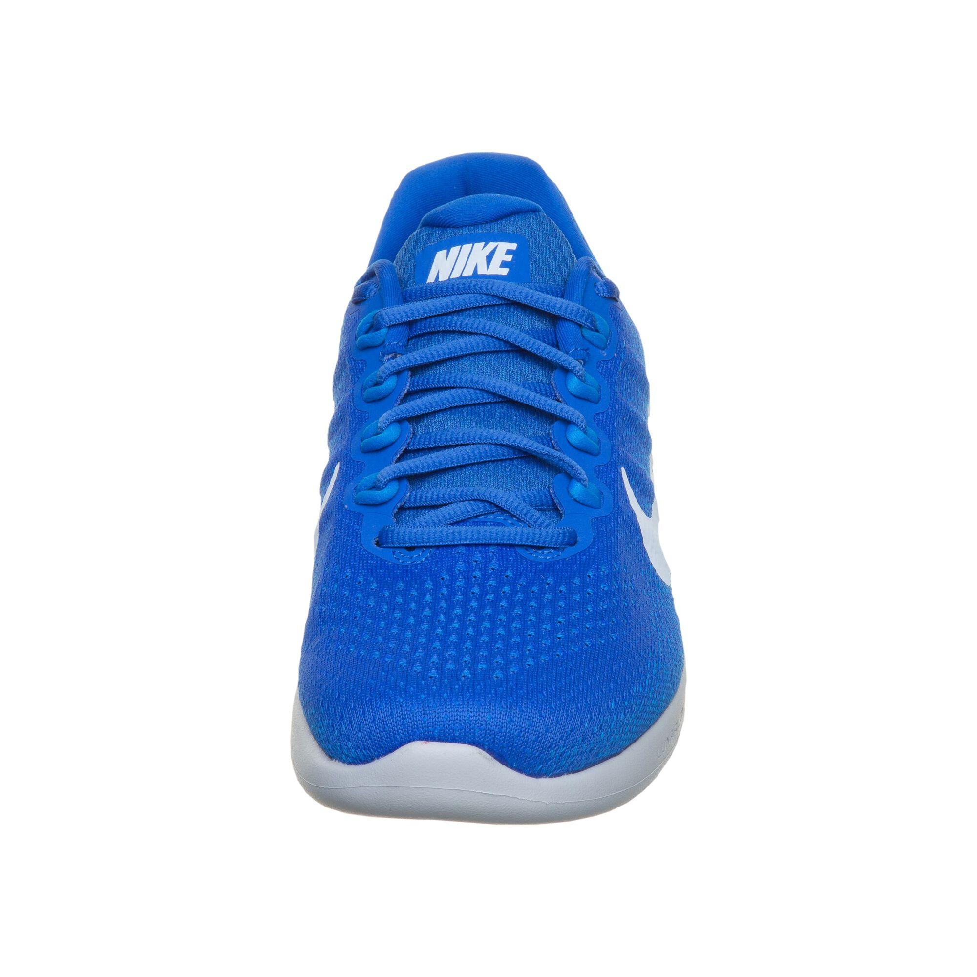 new styles 572e8 420a3 buy Nike LunarGlide 9 Stability Running Shoe Men - Blue, Light Blue ...