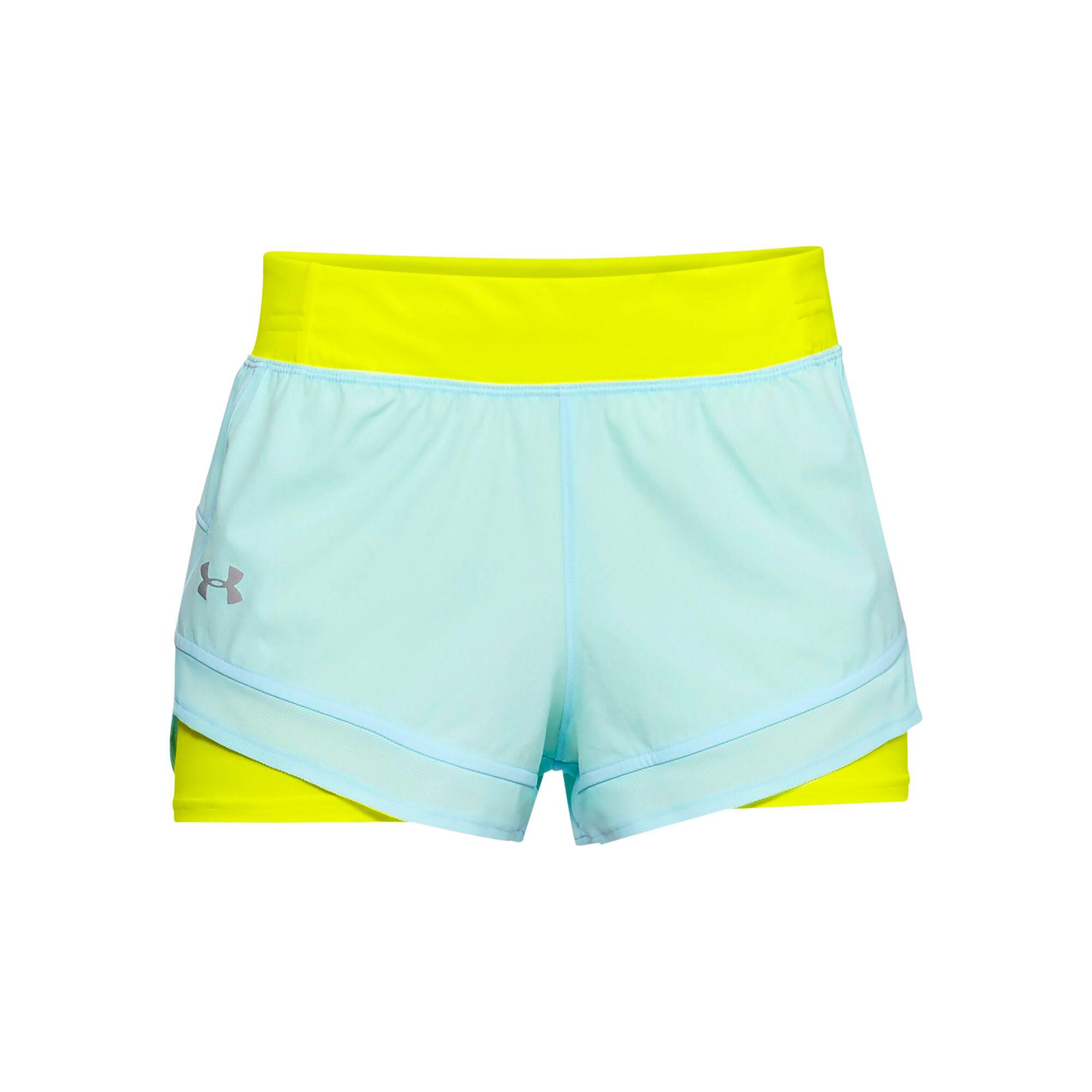 5555a873c3 buy Under Armour Qualifier Speed Pocket 2in1 Shorts Women - Light ...
