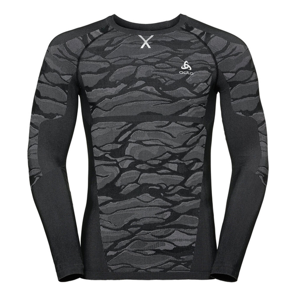 BL Top Crew Neck Blackcomb Long Sleeve Men